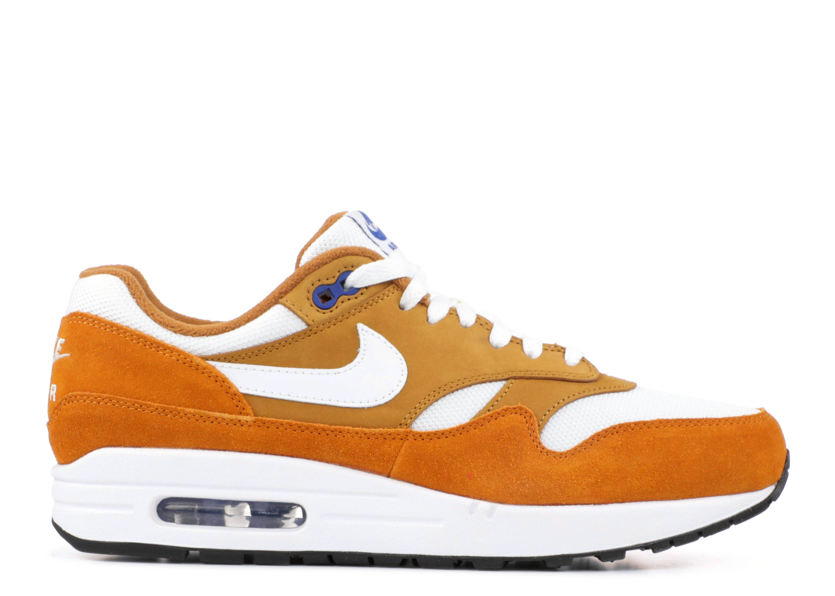 atmos Nike Air Max 1 Curry 908366 700 Release Date Sneaker