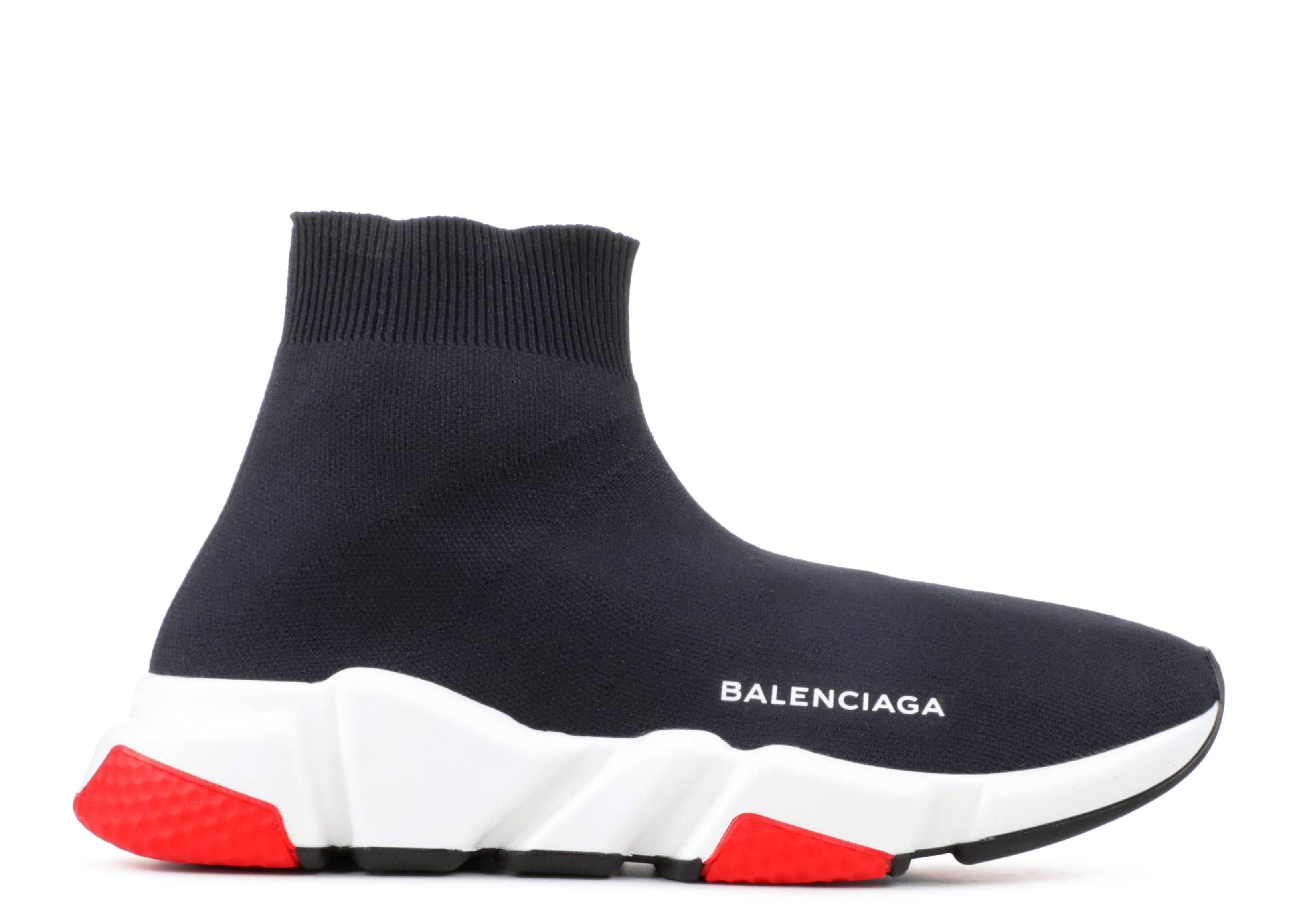 fcc5276500f Balenciaga Speed Trainer - Balenciaga - 500620W05G01249 - blk/white ...