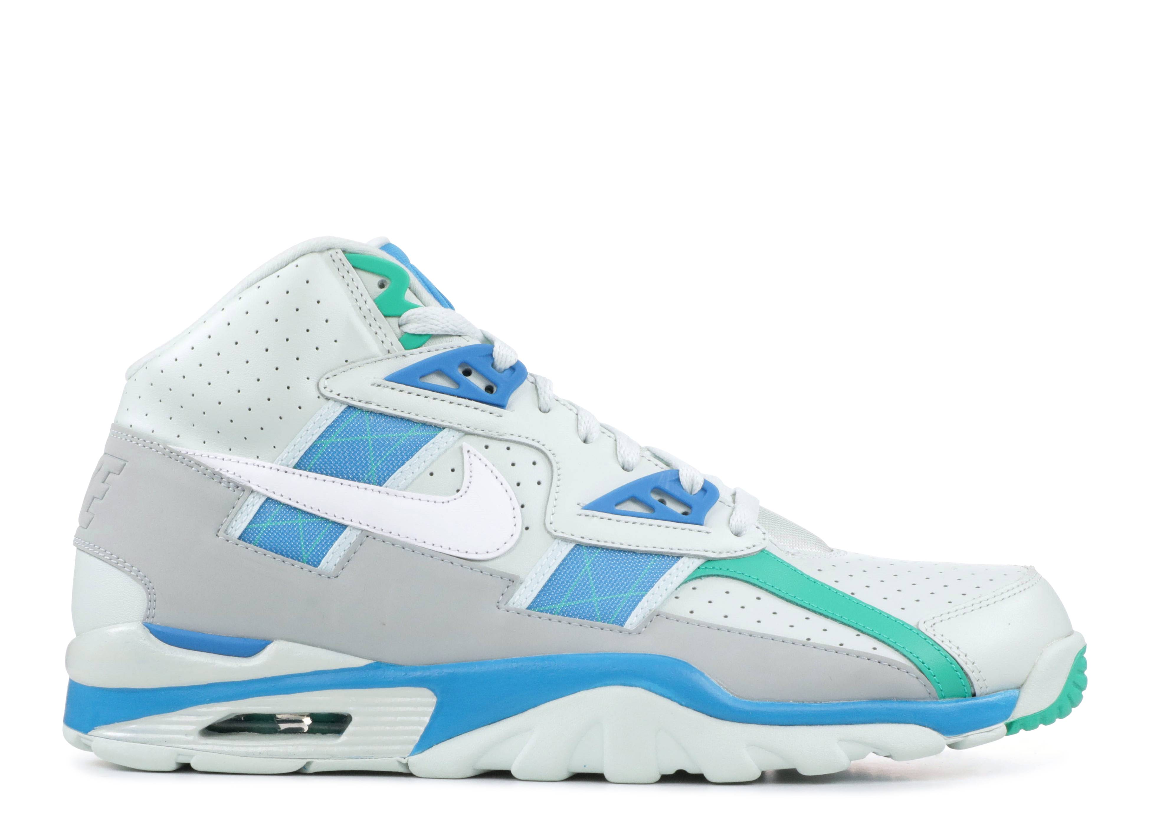 Air Trainer Sc High - Nike - 302346 019 - barely grey   white-blue orbit ... 06bf5fbf6