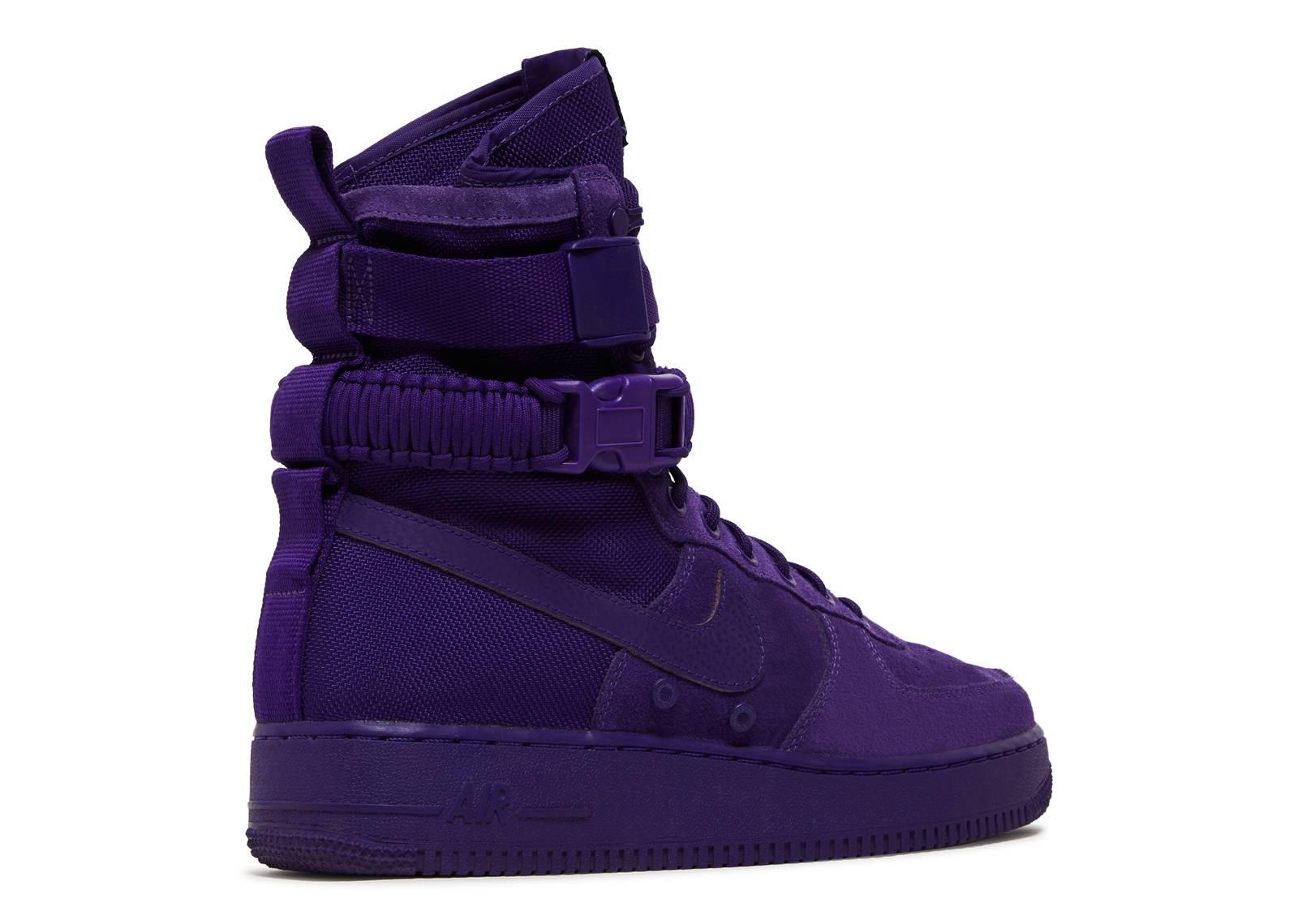 jordan air force 1 purple