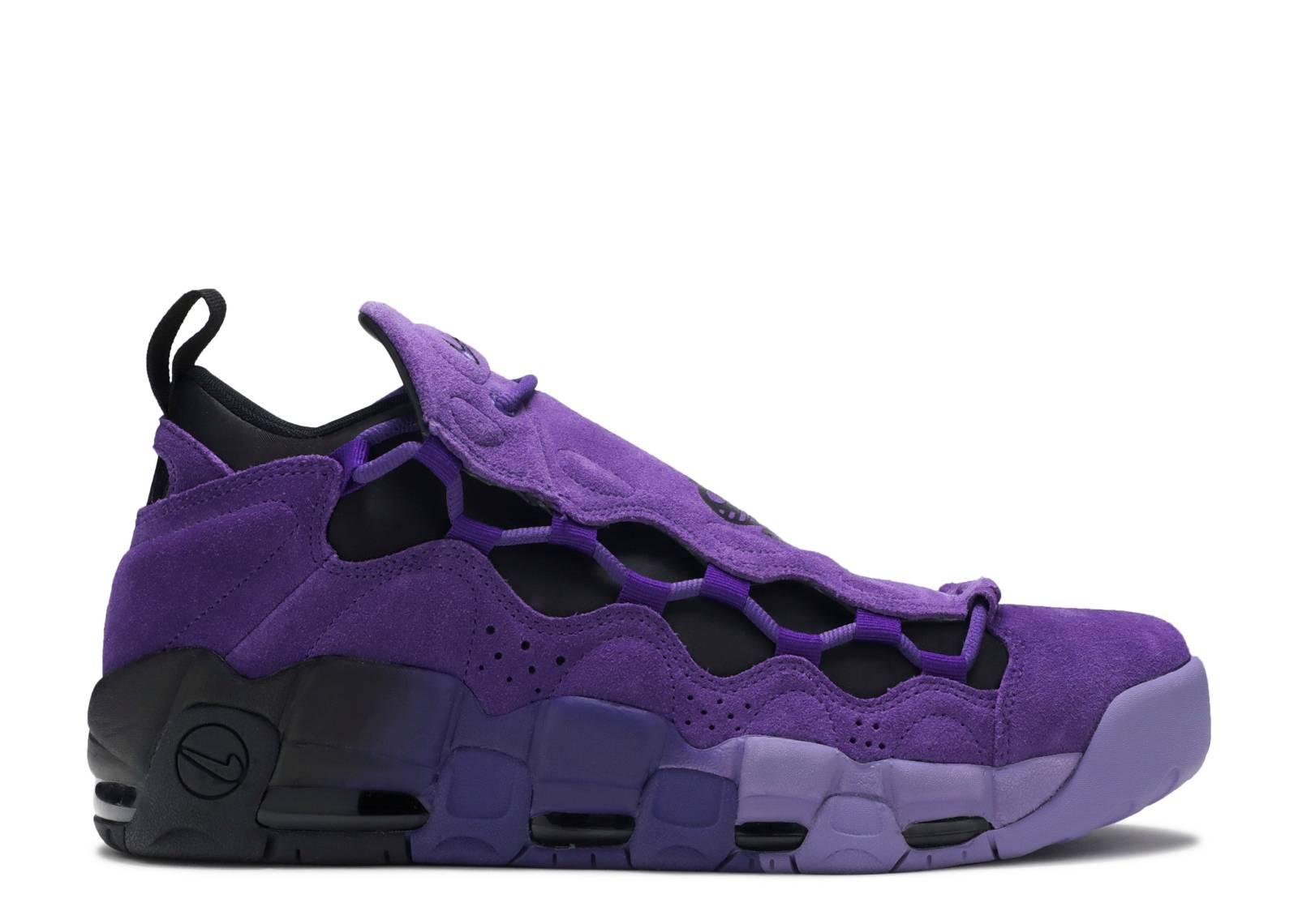 """AIR MORE MONEY QS PRPL """"Court Purple"""""""