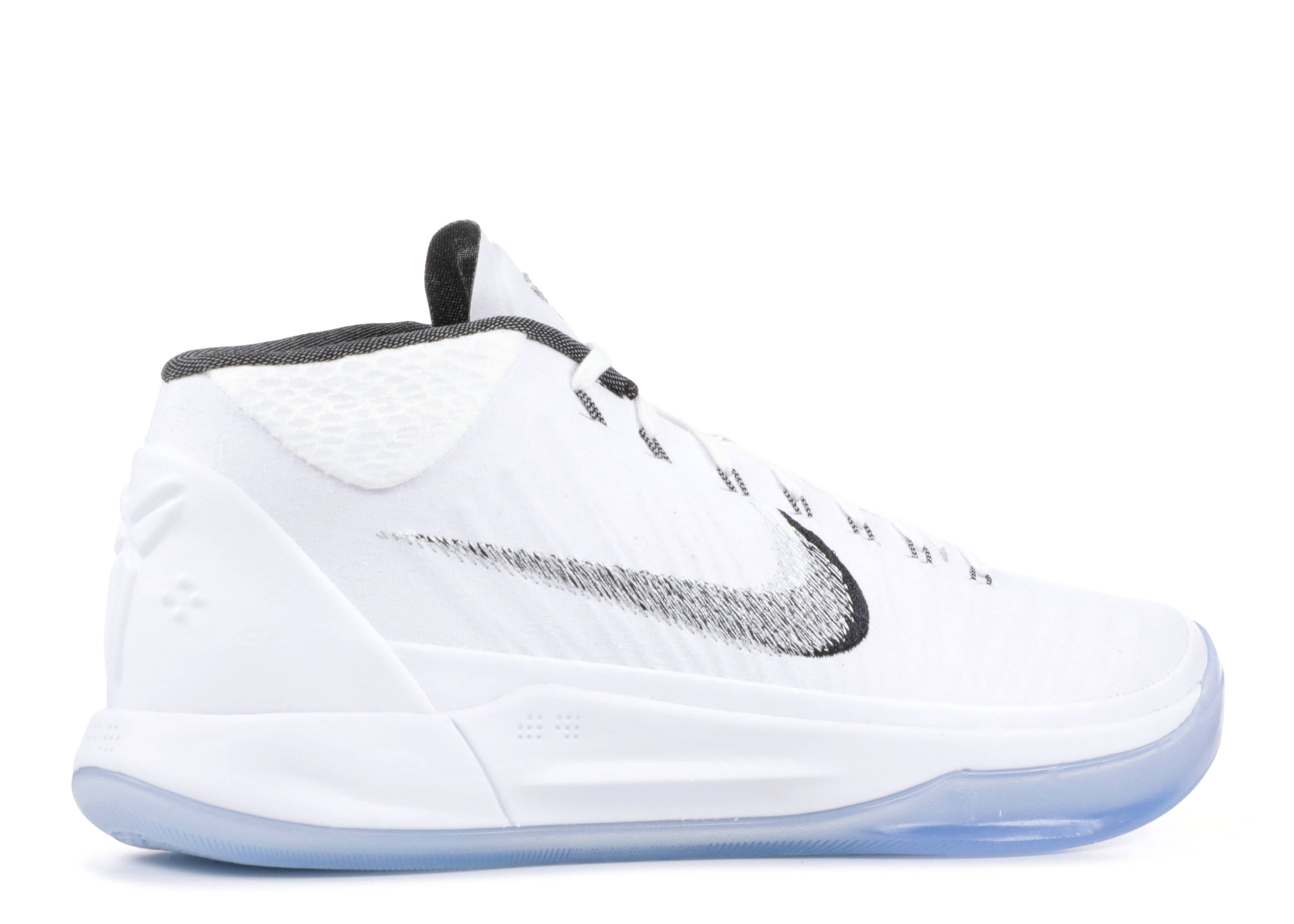 Kobe A D White Ice Nike 922482 102 White Ice Metallic Silver Flight Club