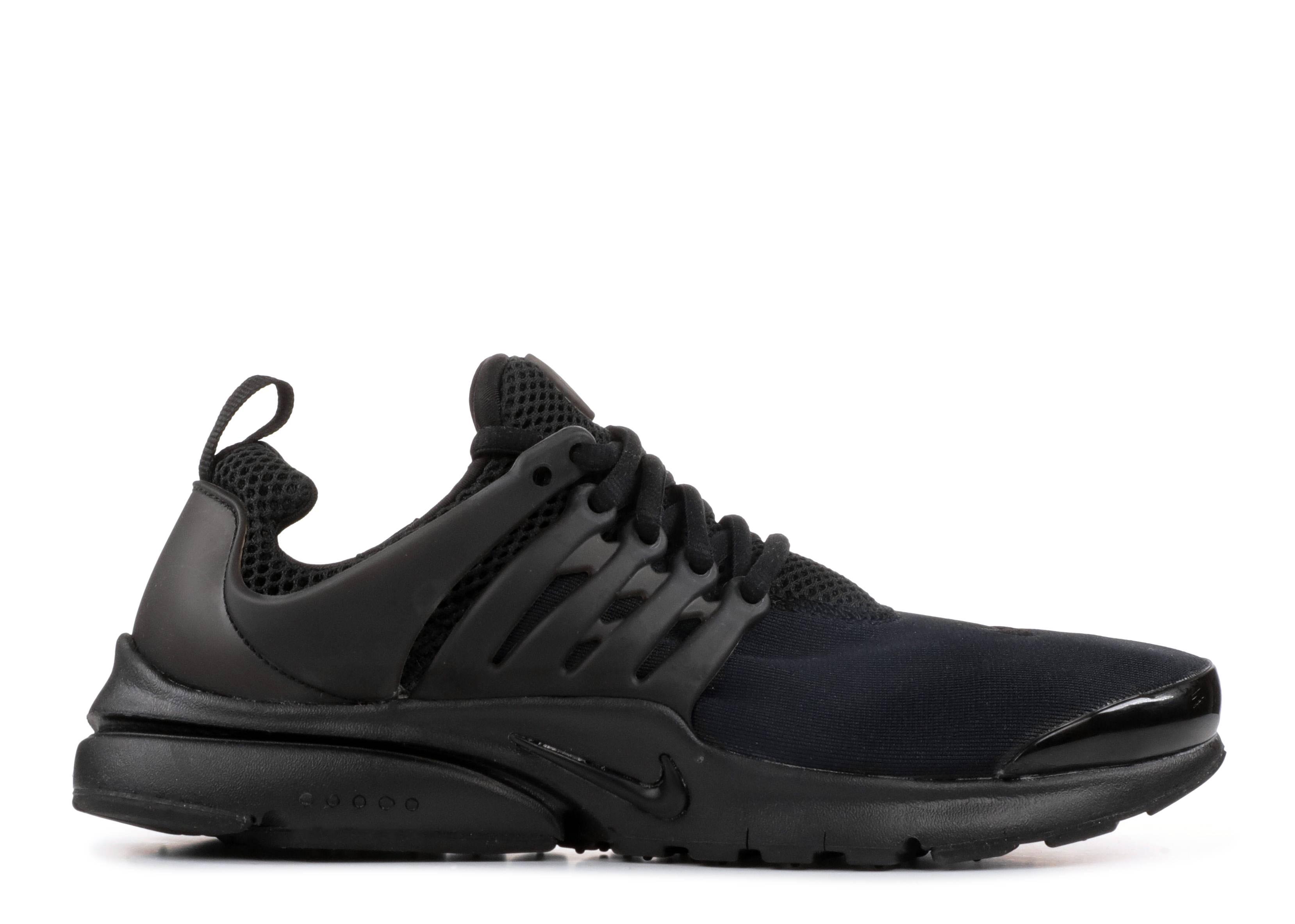 """Nike Presto (GS) """"Triple Black"""""""