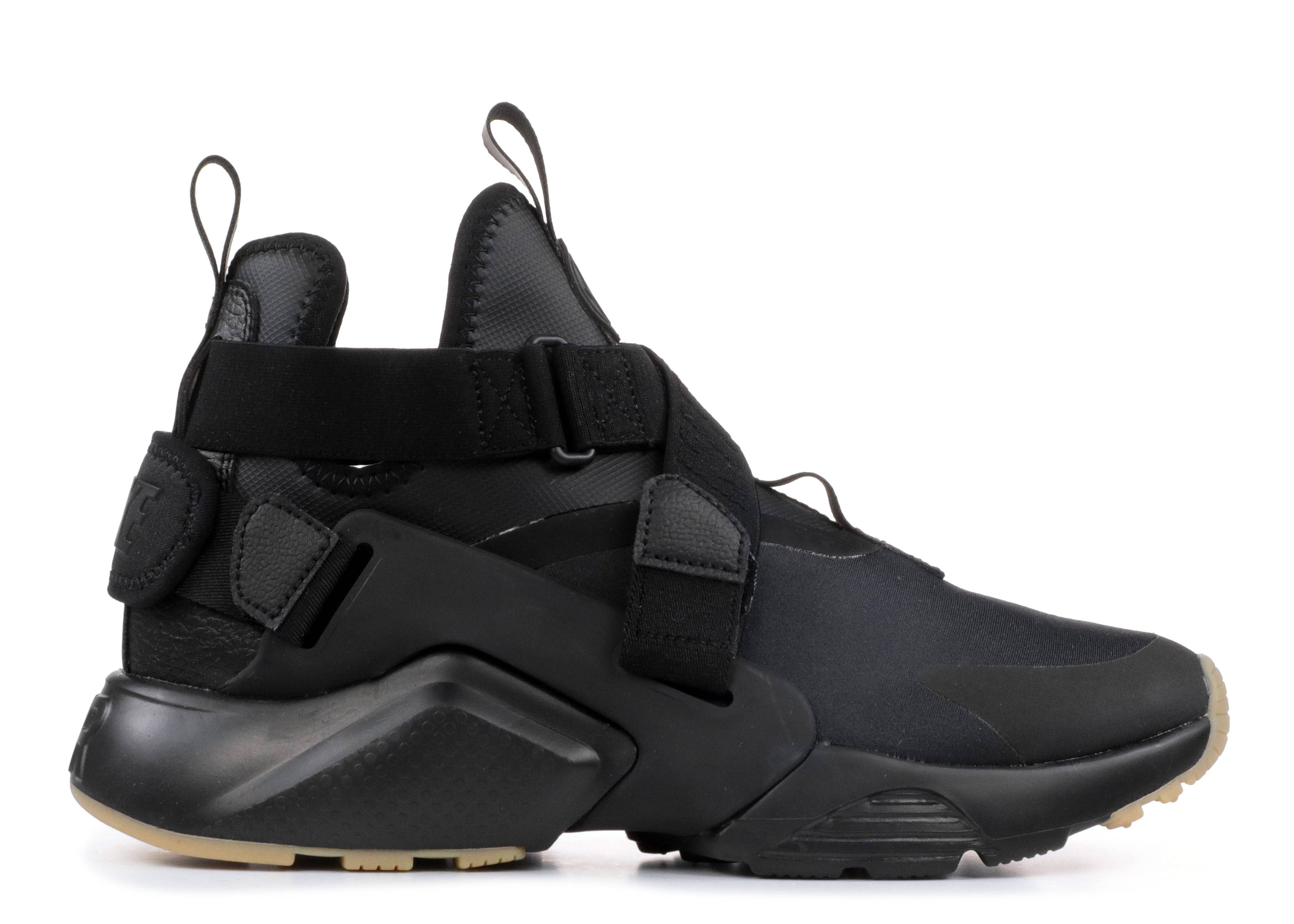 competitive price 05376 f1a59 W NIKE AIR HUARACHE CITY - Nike - AH6787 003 - blackblack- dark grey   Flight Club