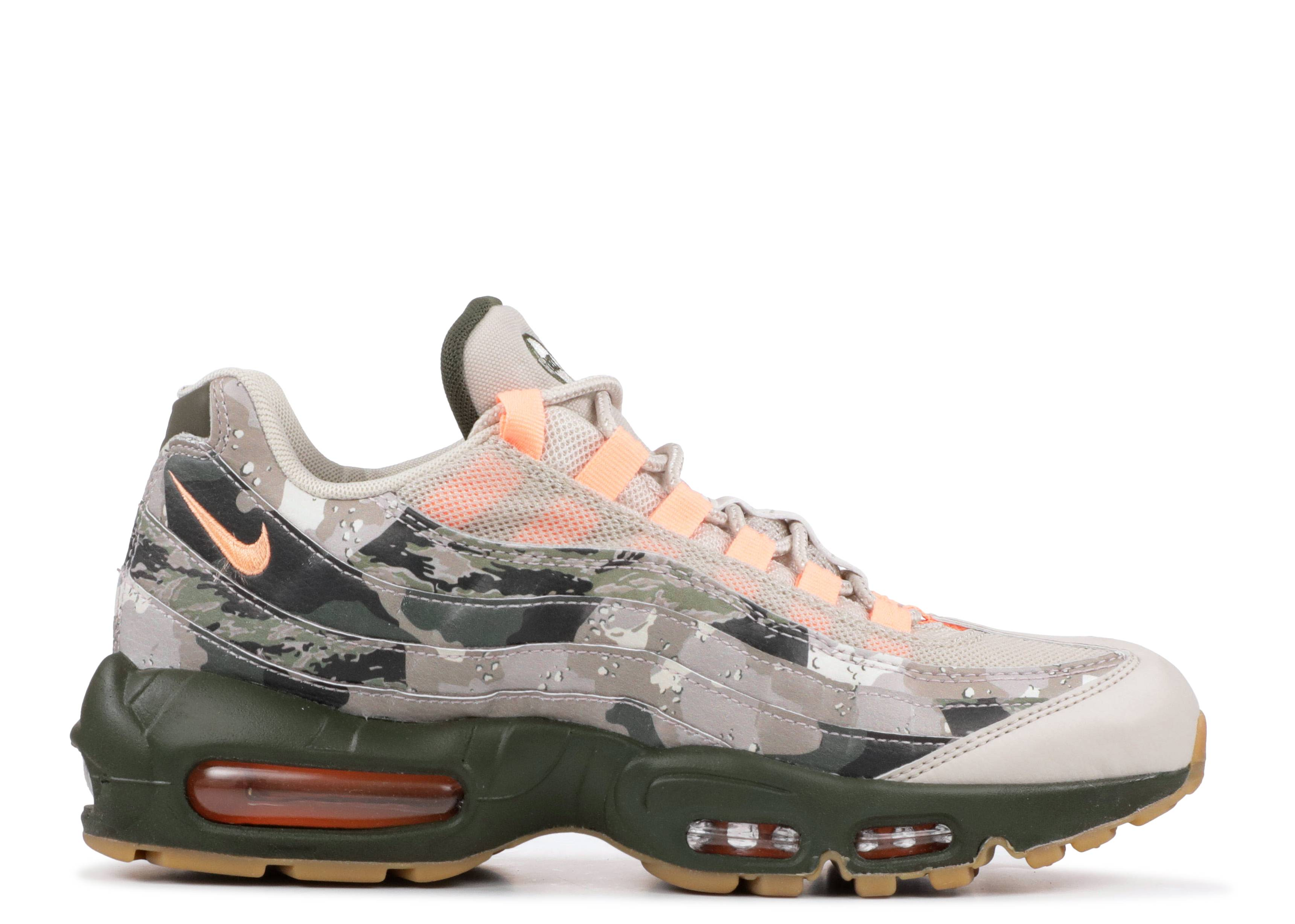 "nike air max 95 essential ""camo"""