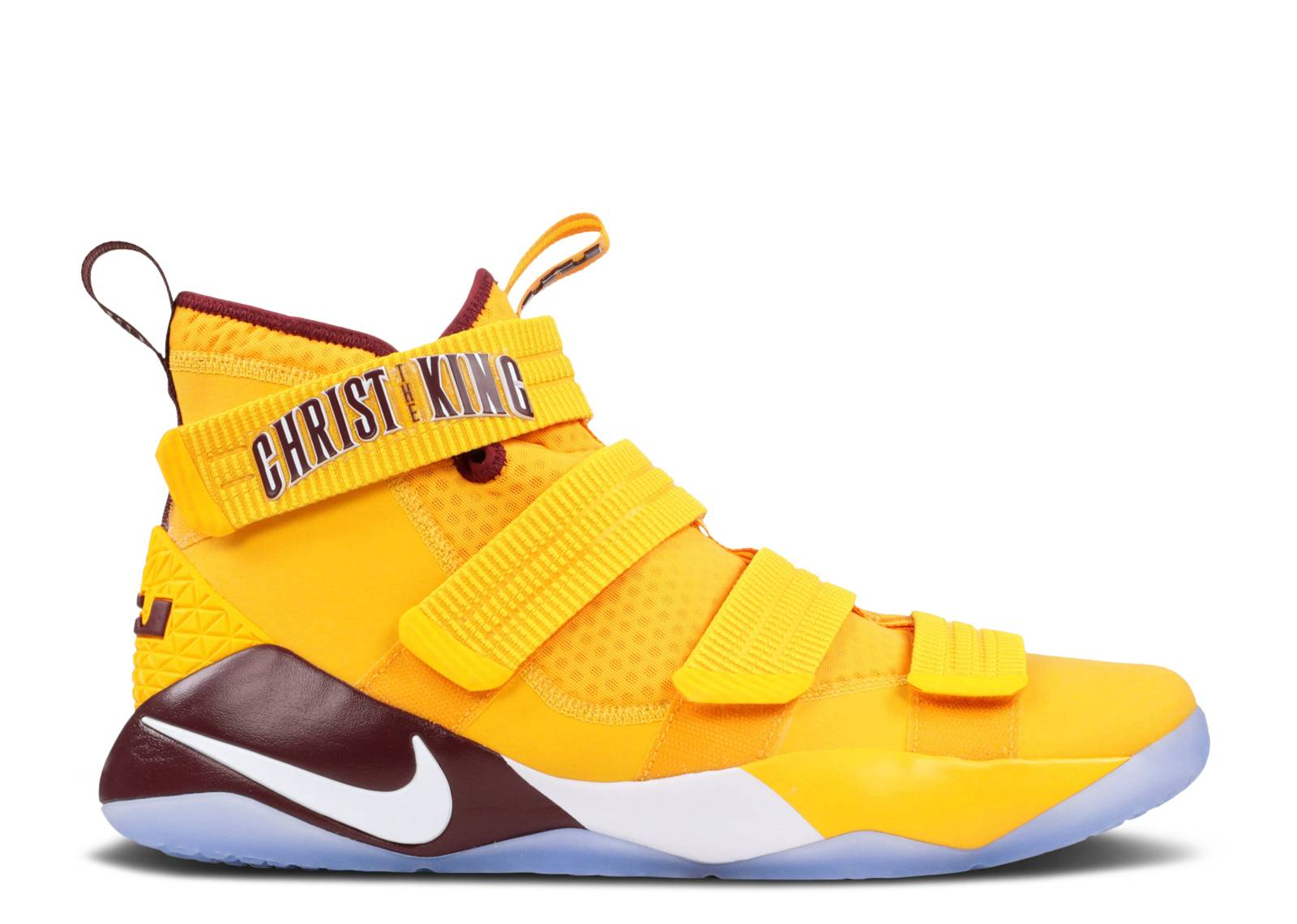 "LeBron Soldier XI ""Christ The King"""