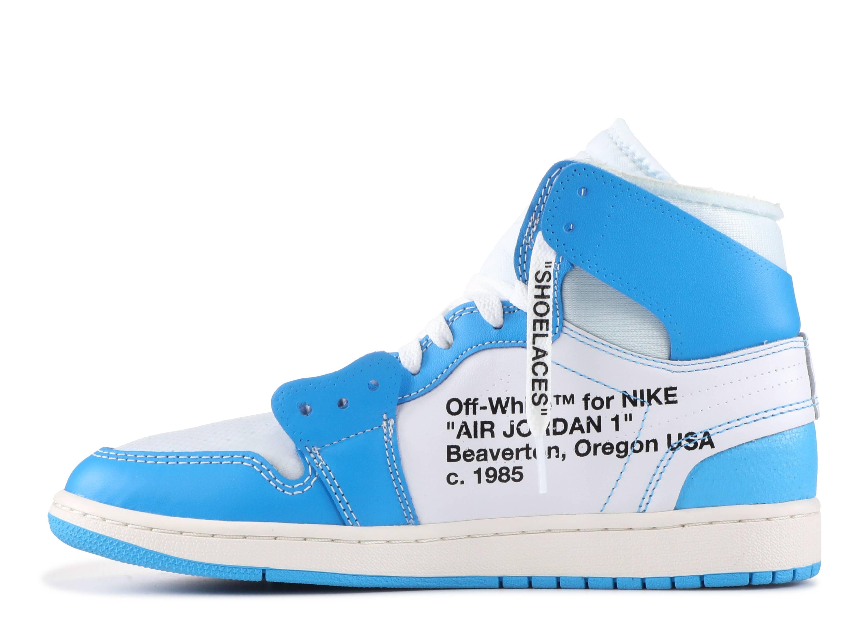 d307f6dabb82 Jordan 1 Retro High Off-white