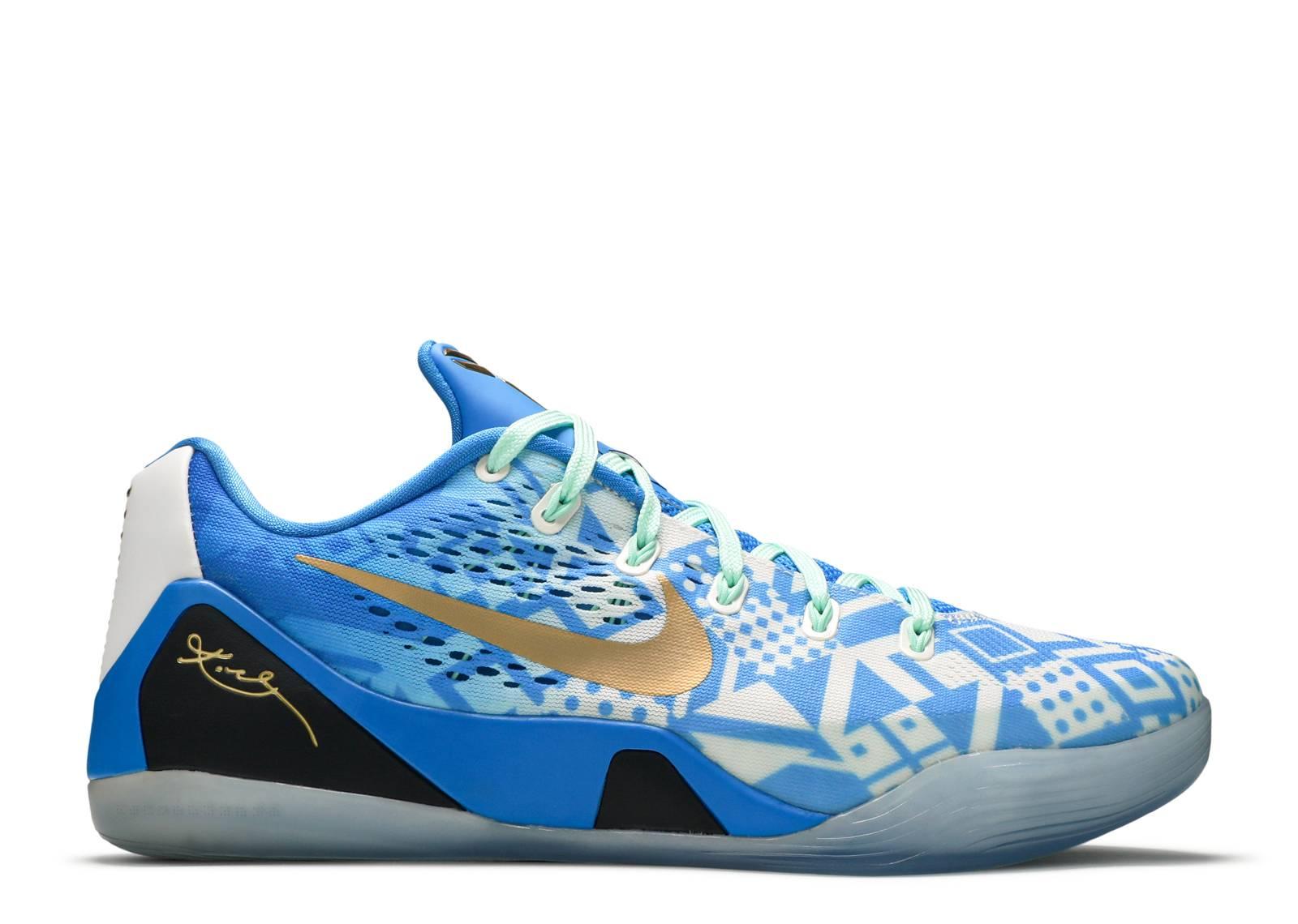 """Kobe 9 'Hyper Cobalt' """"Hyper Cobalt"""""""