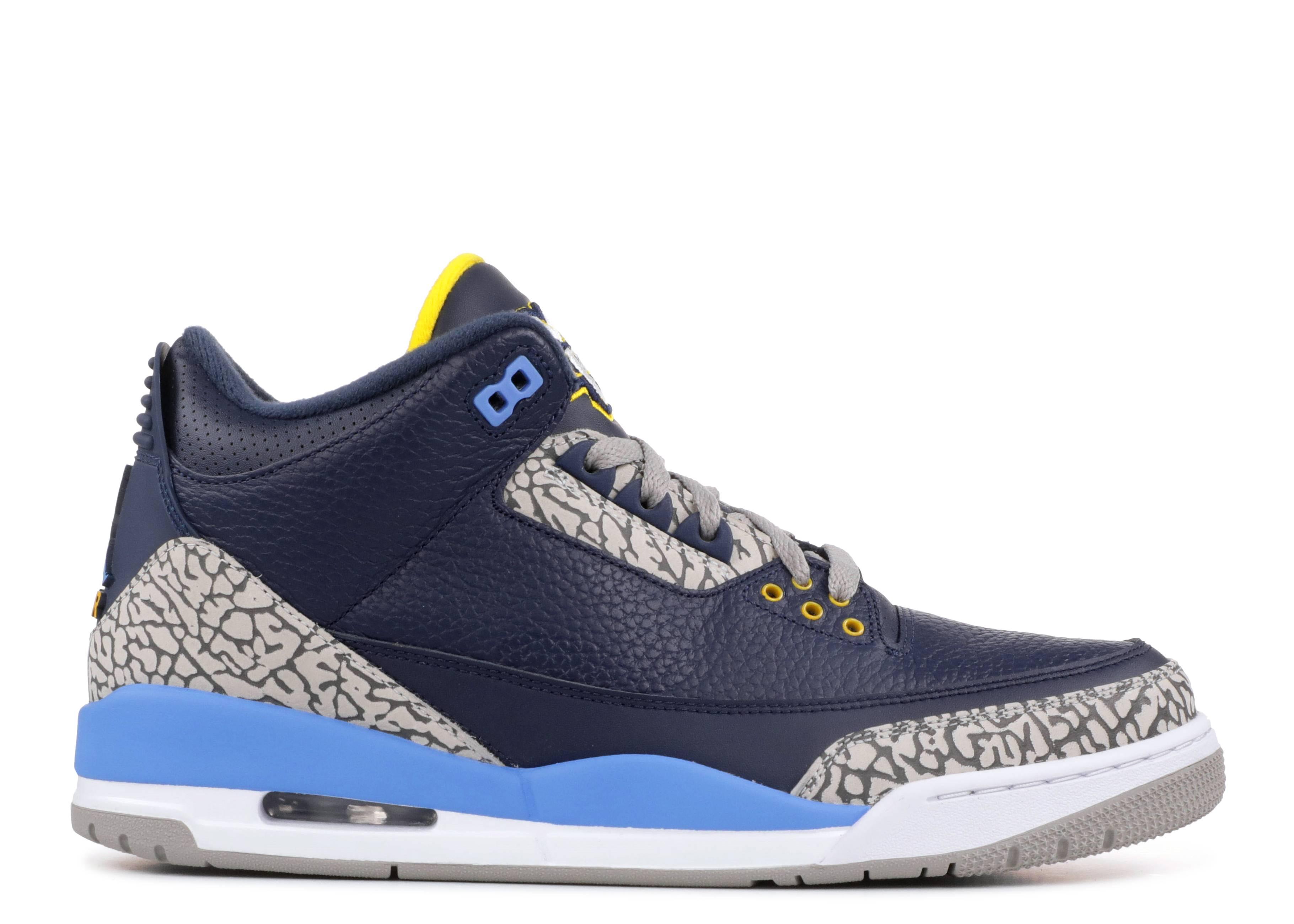 pretty nice c40a7 a54a0 Air Jordan 3 Retro