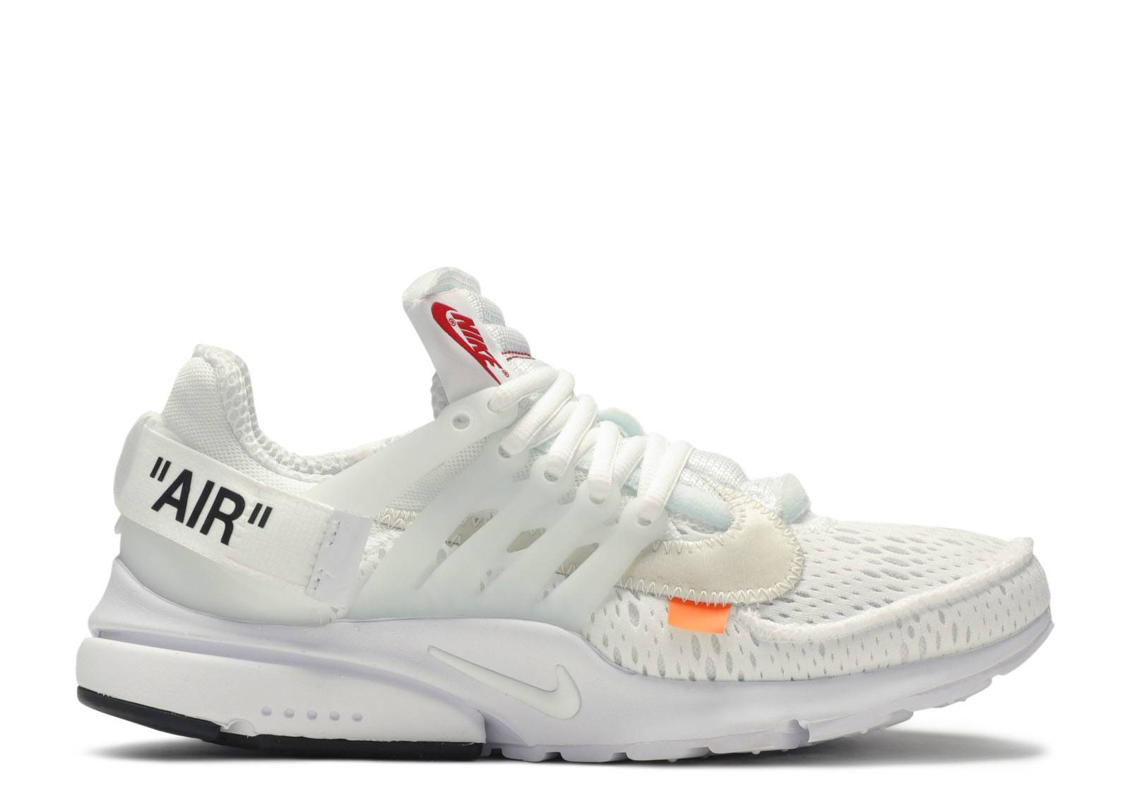 "Nike Air Presto ""Off White"""