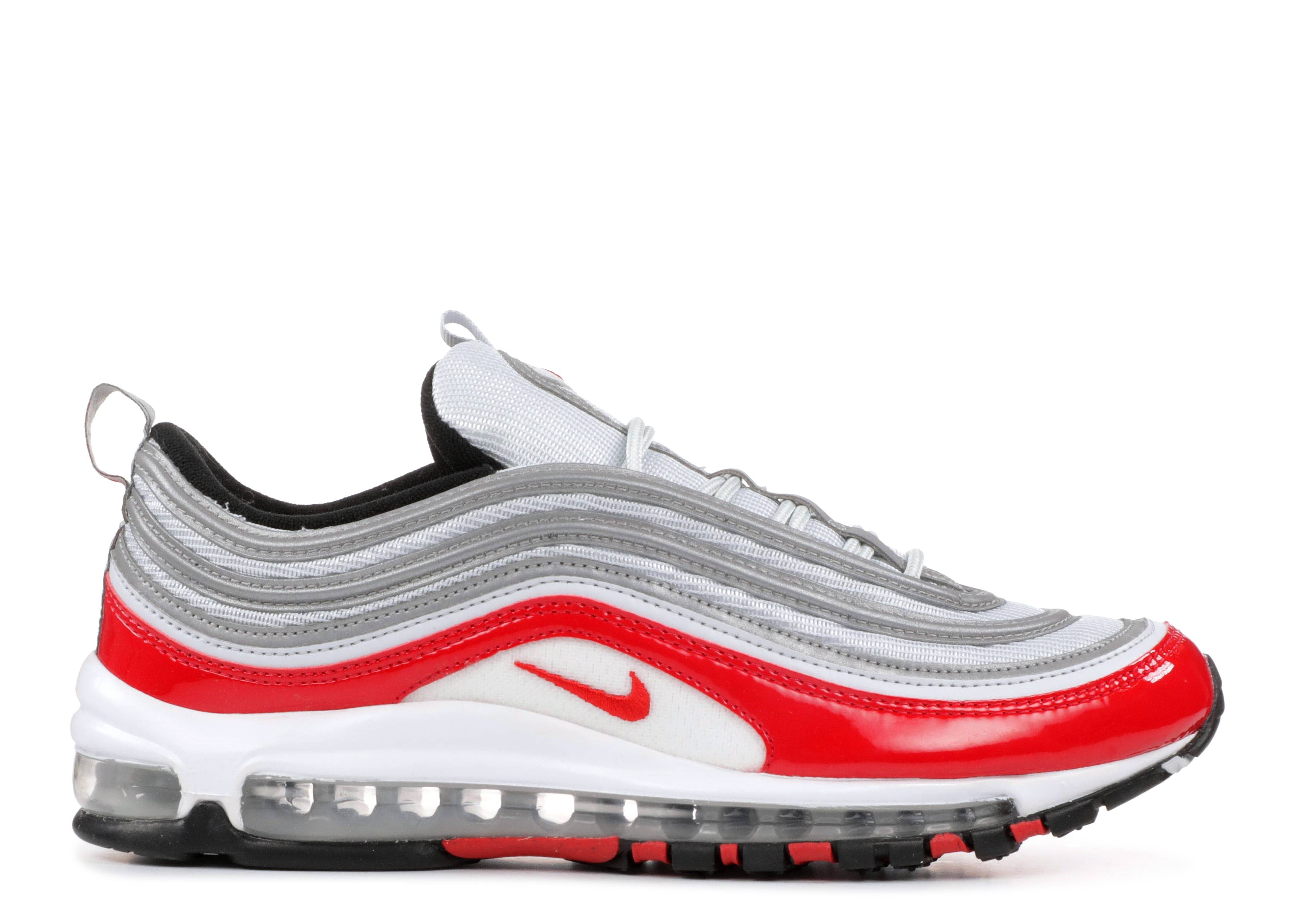 red white and black air max 97