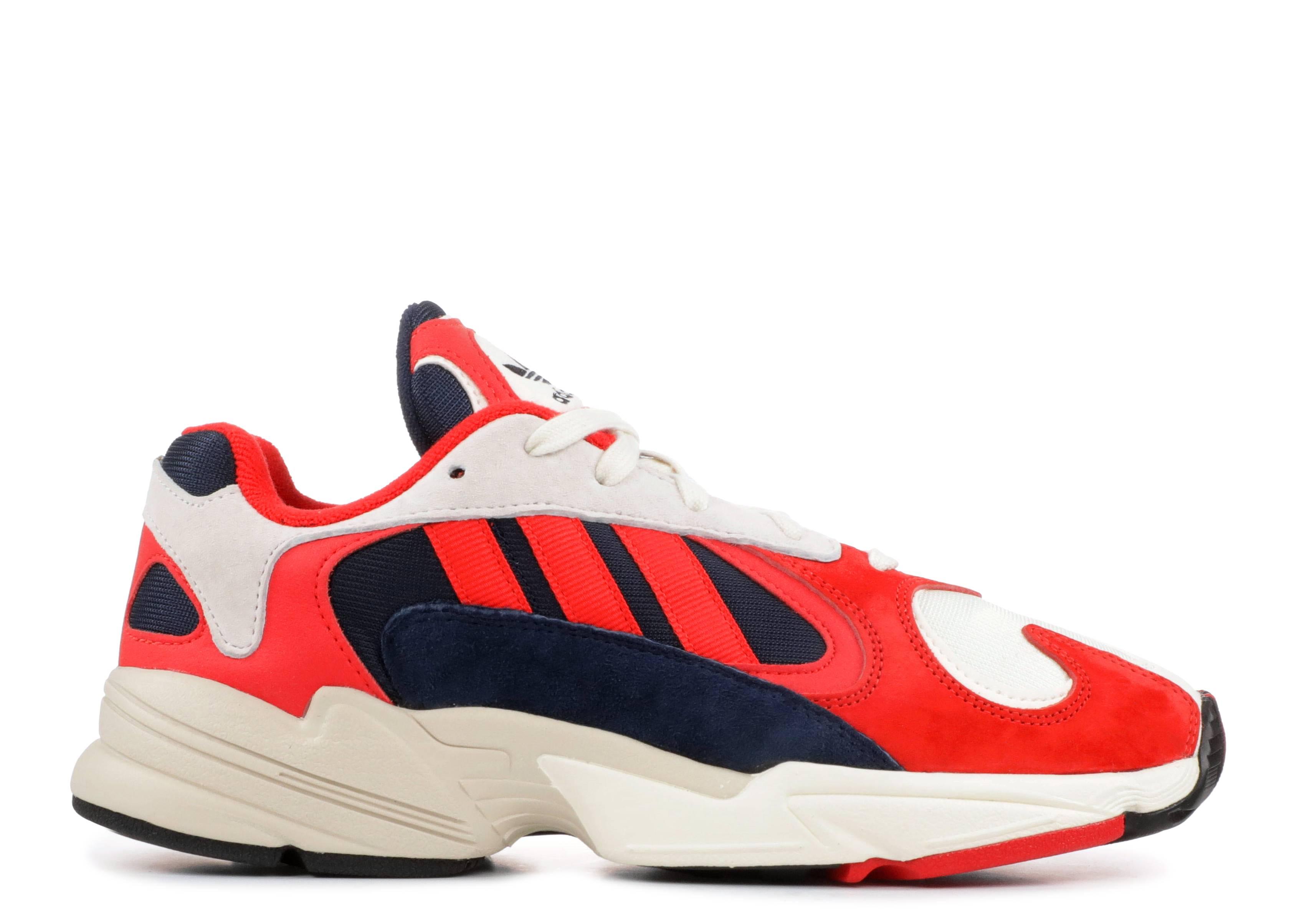 bf09195b15e0 Yung-1 - Adidas - b37615 - cwhite cblack conavy