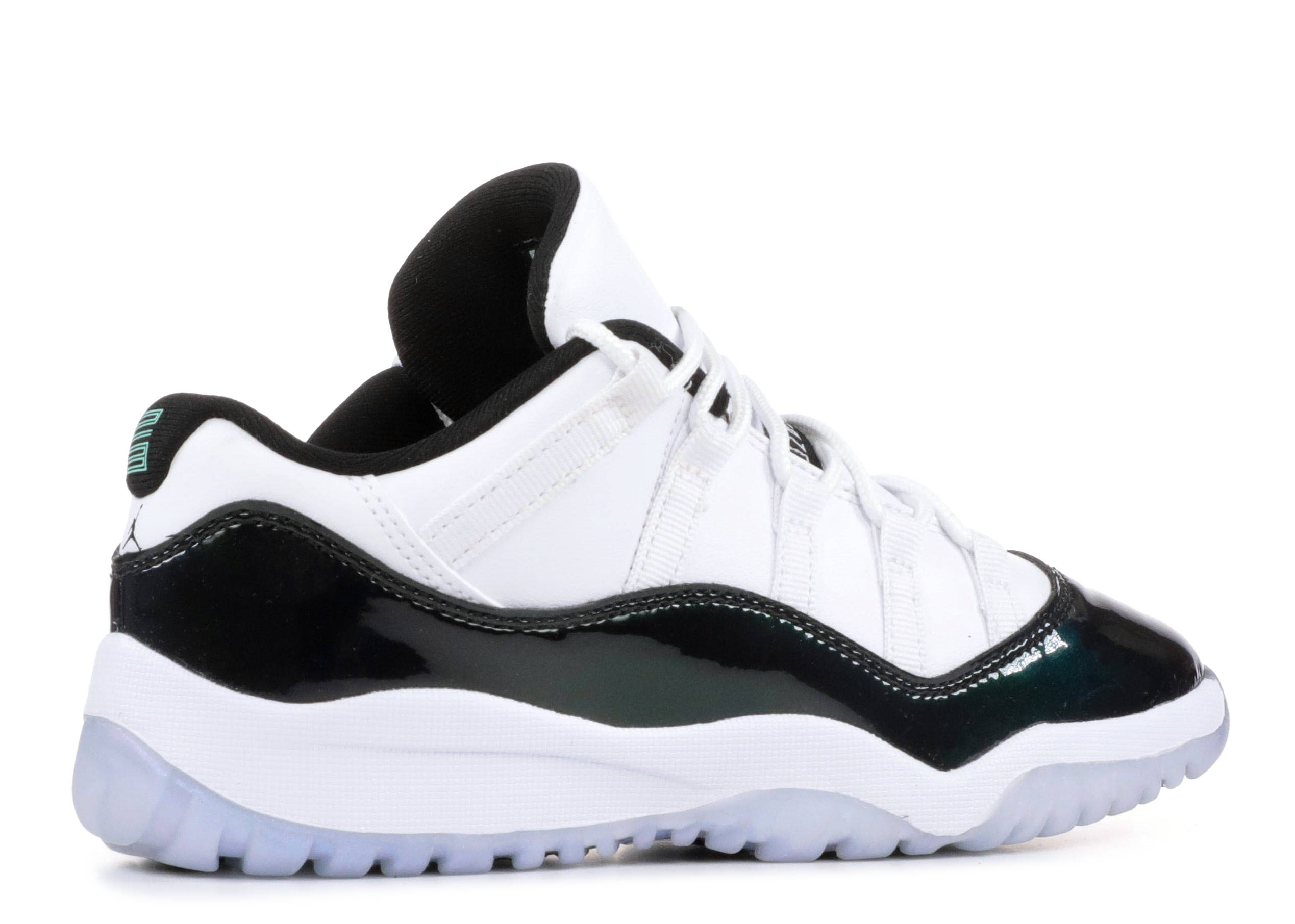 Air Jordan 11 Retro Low Bp Quot Emerald Quot Nike 505835 145