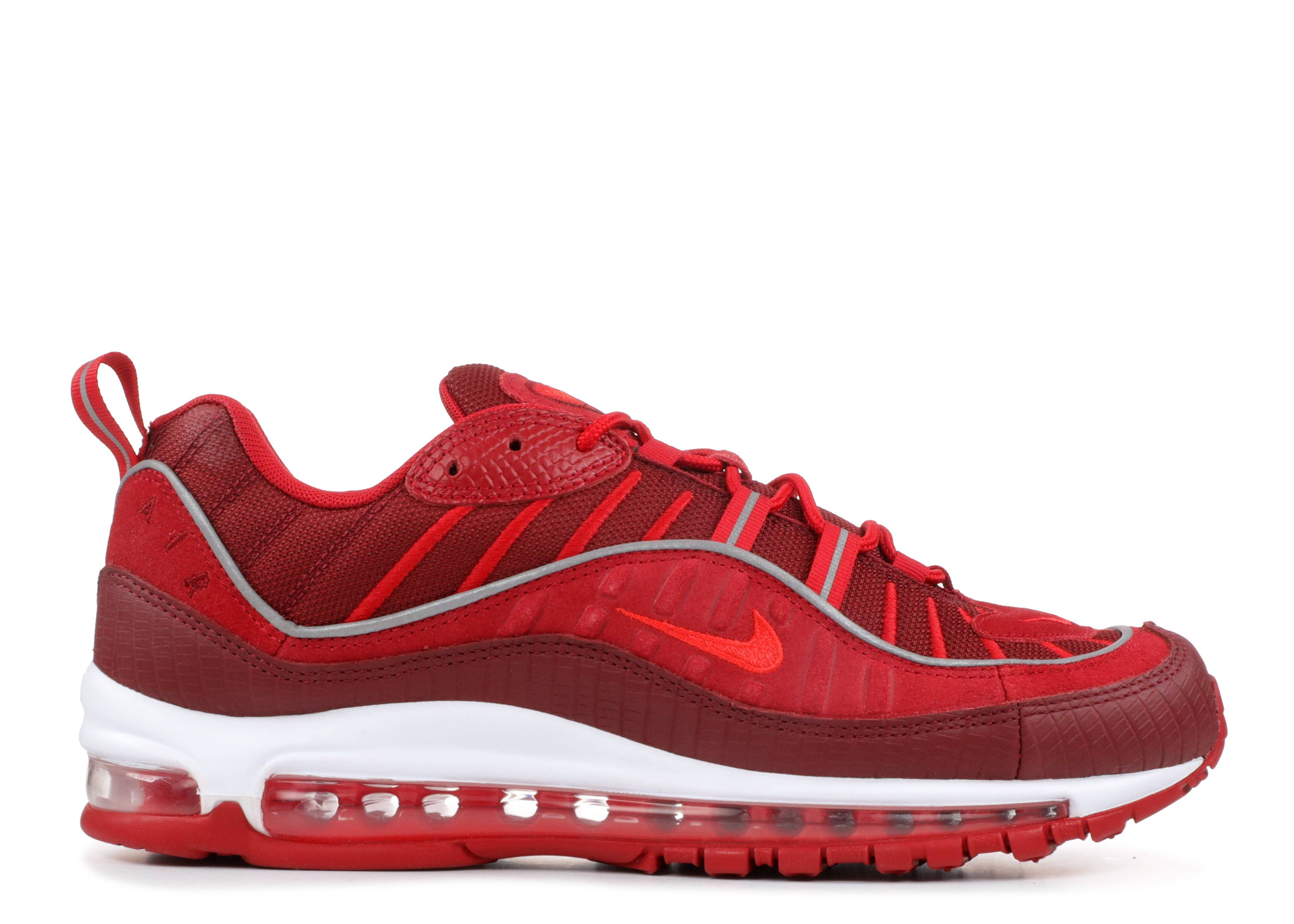 "air max 98 se ""triple red"""