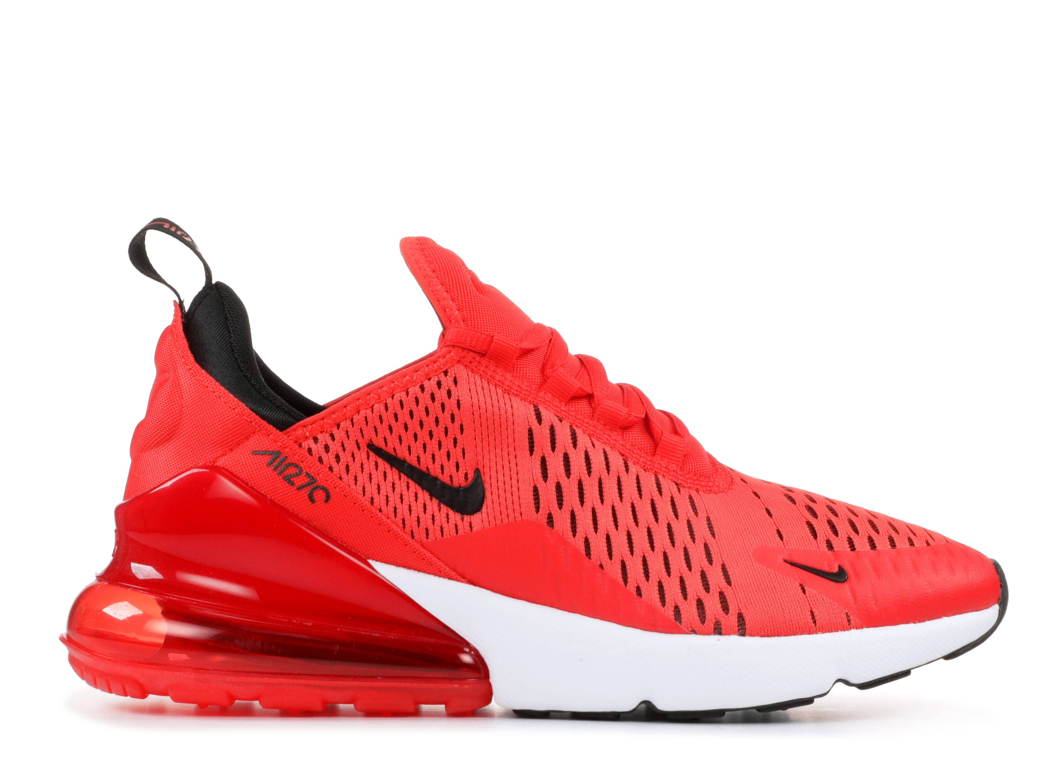 "nike air max 270 (gs) ""habanero red"""