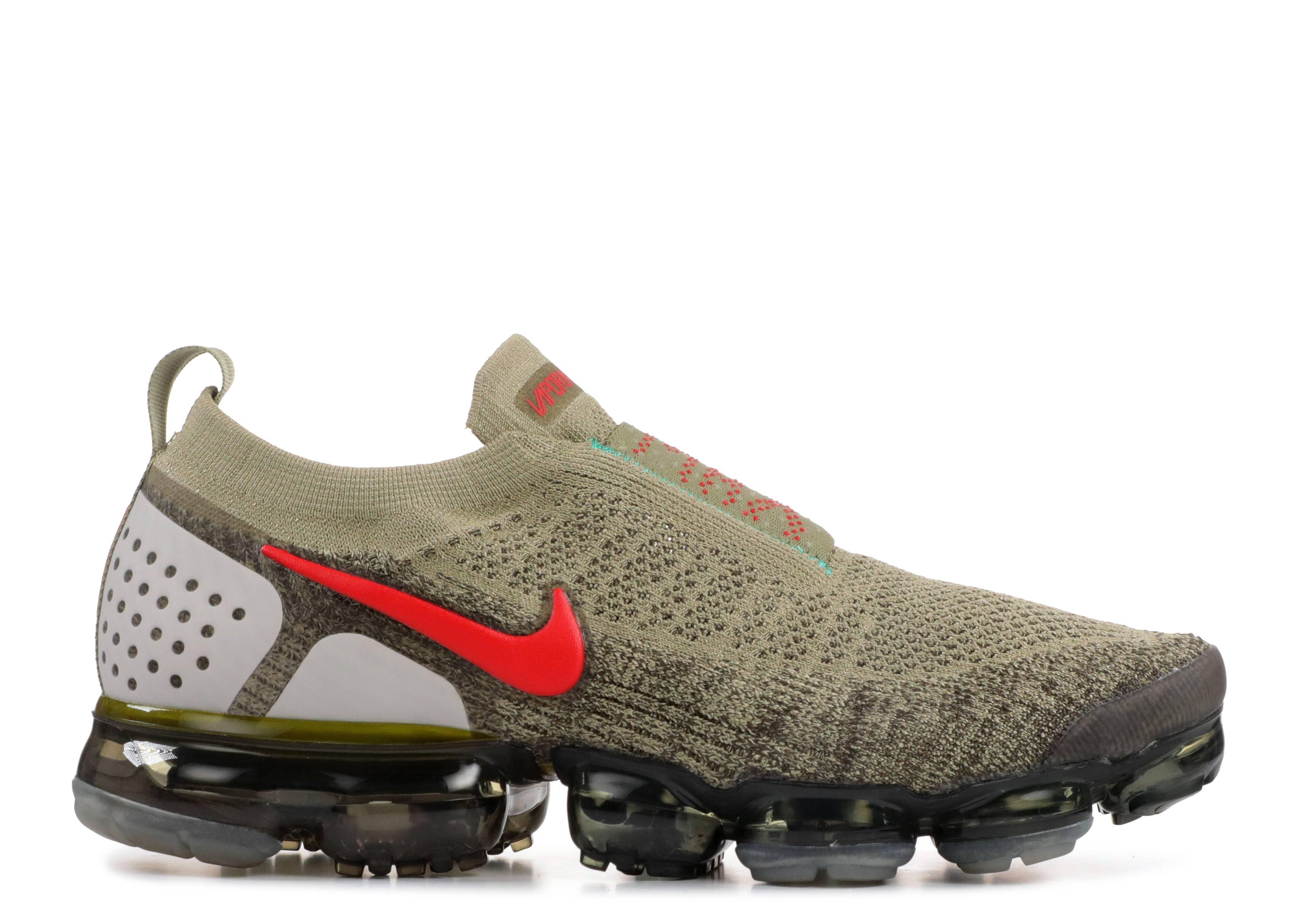 aea61a206c0 Nike Air Max Fk Moc 2 - Nike - ah7006 200 - neutral olive  habanero ...