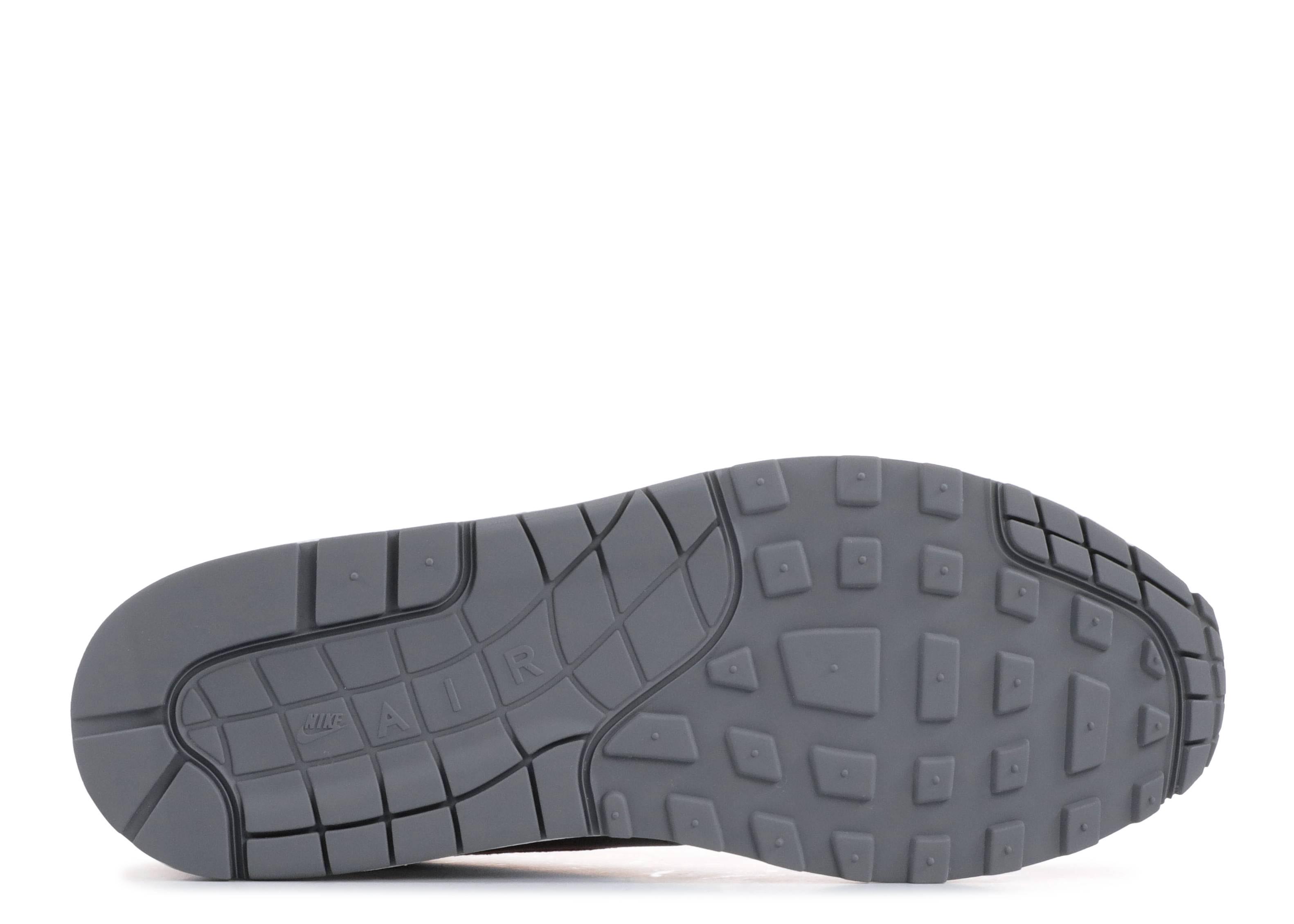cffc45294023 Nike Air Max 1 - Nike - ah8145 100 - white university red-cool-grey ...