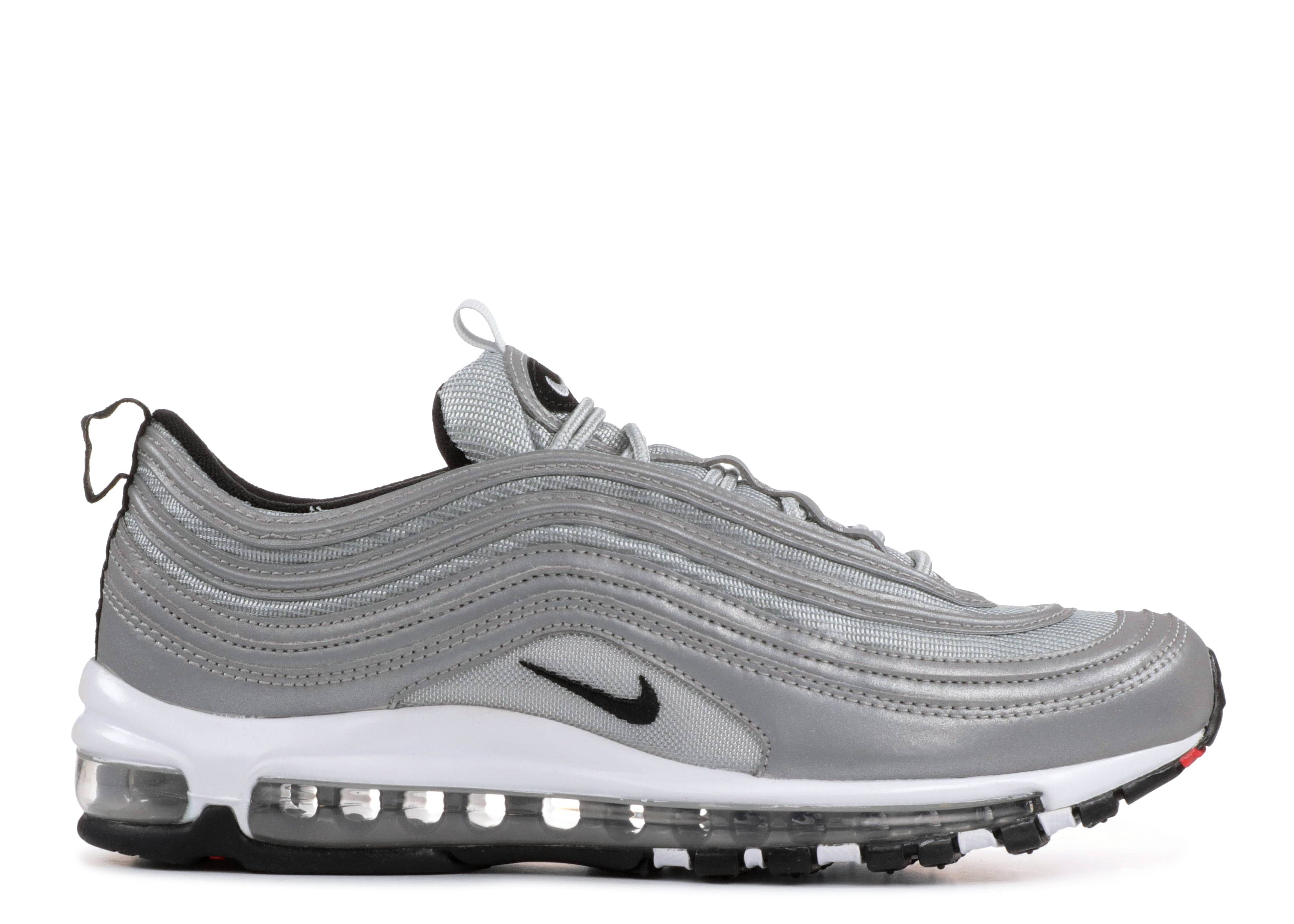 Rango Humorístico Inodoro  NIKE AIR MAX 97 PREMIUM 'Reflect Silver' - Nike - 312834 007 - reflect  silver/black | Flight Club