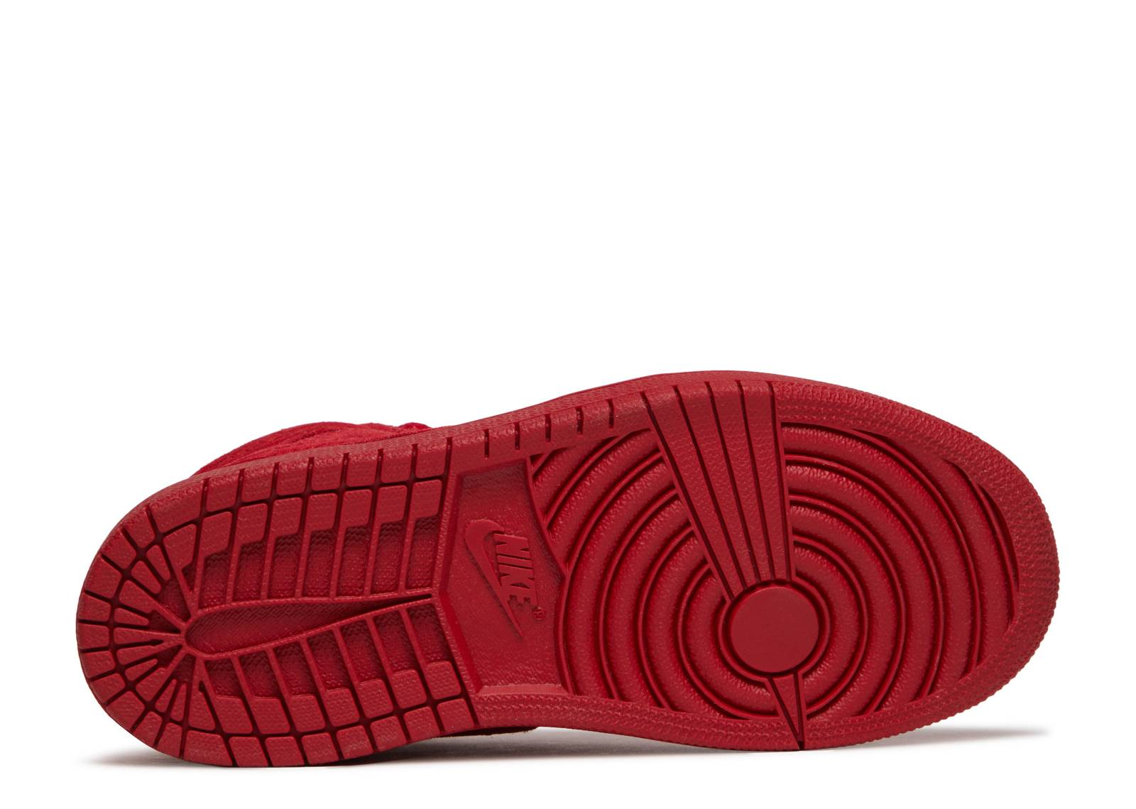 Jordan 1 Retro High BP GYM Red//GYM Red 705303-603 Toddler Size/'s
