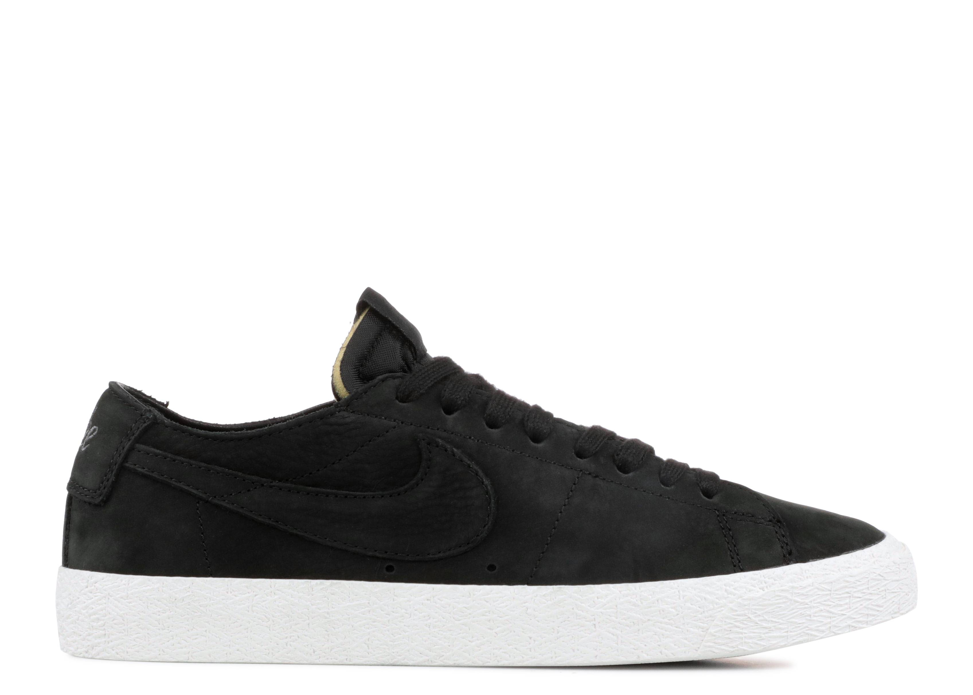 reputable site 0ddb3 d7ada Nike Sb Zoom Blazer Low Decon - Nike - AA4274 002 - black black-anthracite    Flight Club