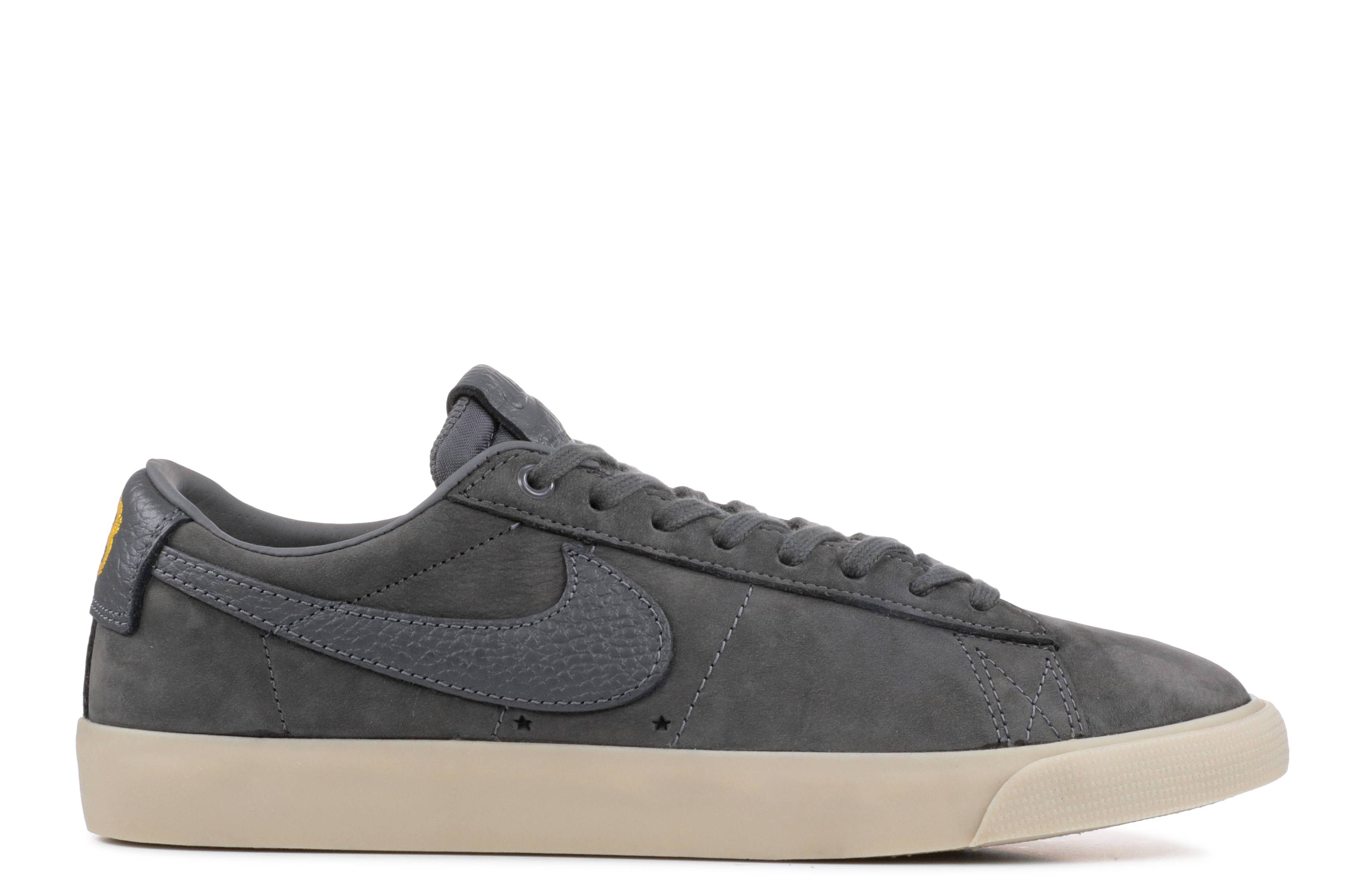 "nike sb zoom blazer low qs ""Dark Grey"""