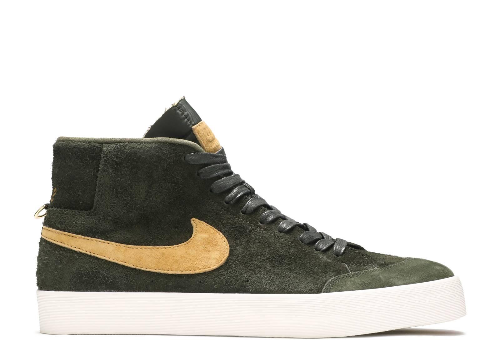 Nike Sb Zoom Blazer Mid Qs