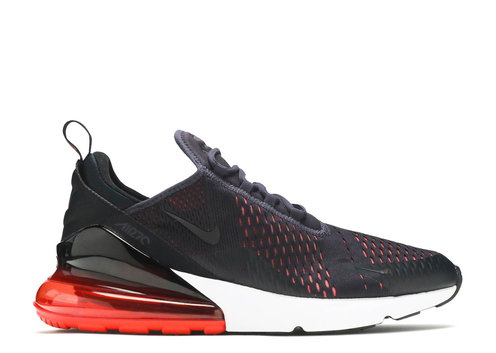 ebdb4022790ecb Air Max 270 - Nike - ah8050 013 - oil grey oil grey-habanero red ...