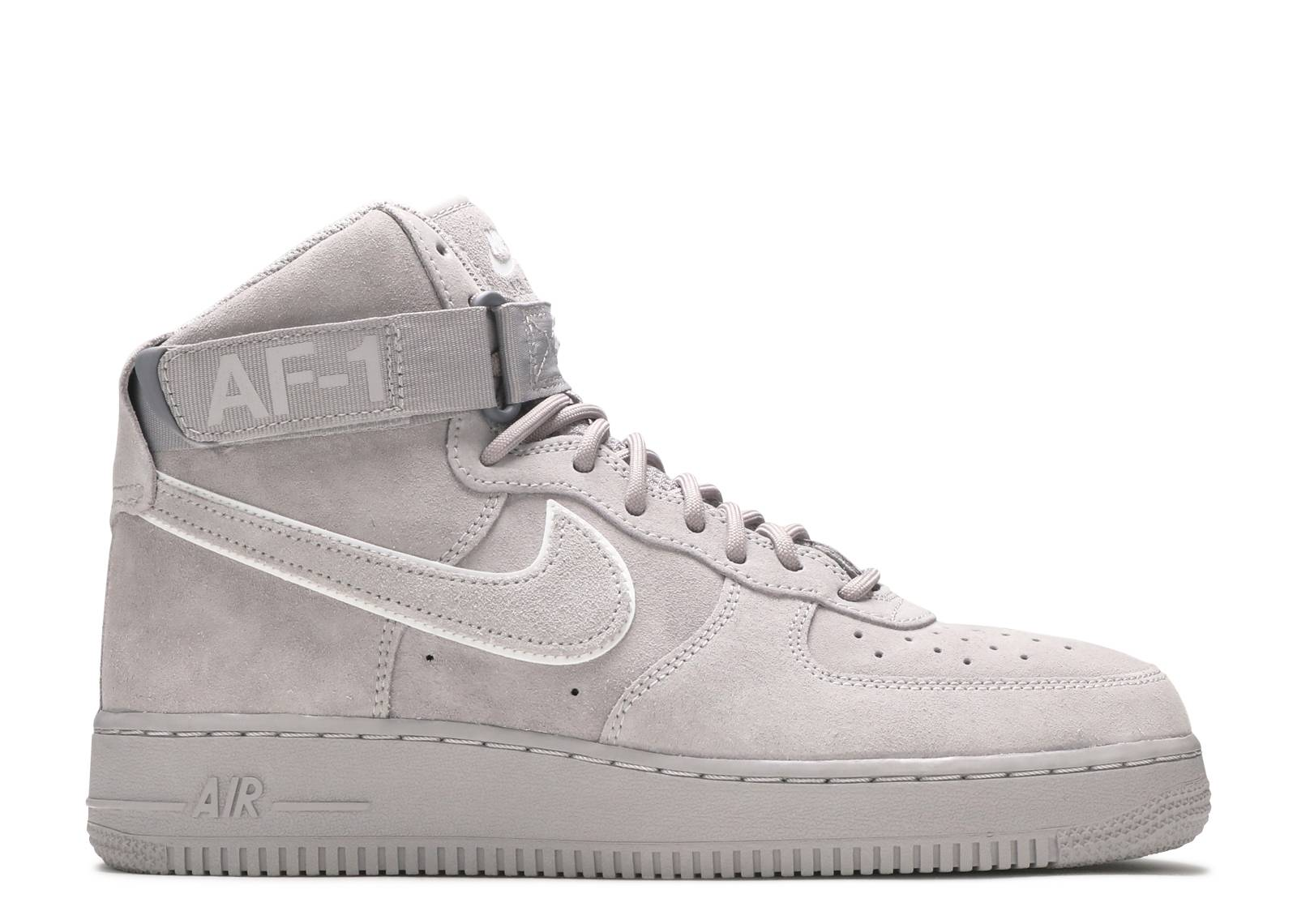 Air Force 1 High  07 Lv8 Suede - Nike - AA1118 003 - atmosphere grey ... 9ca57e7a7976