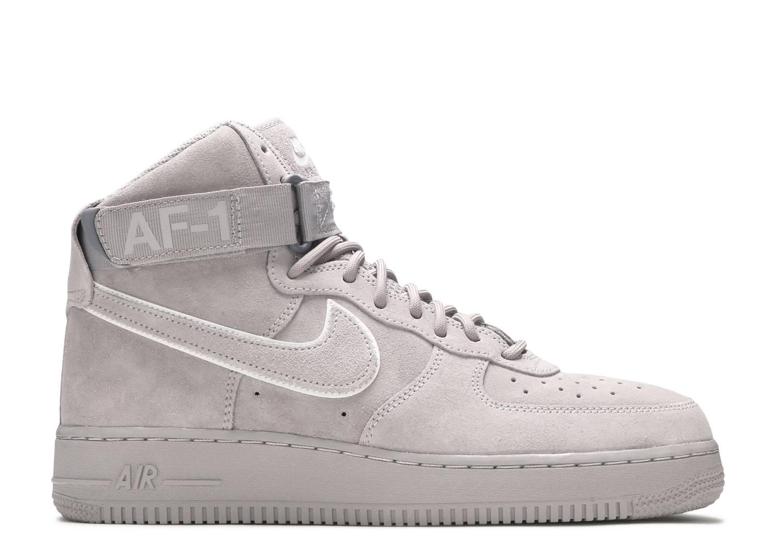 finalizando siete y media cobija  Air Force 1 High '07 LV8 Suede 'Atmosphere Grey' - Nike - AA1118 003 -  atmosphere grey/gunsmoke/summit white/atmosphere grey | Flight Club