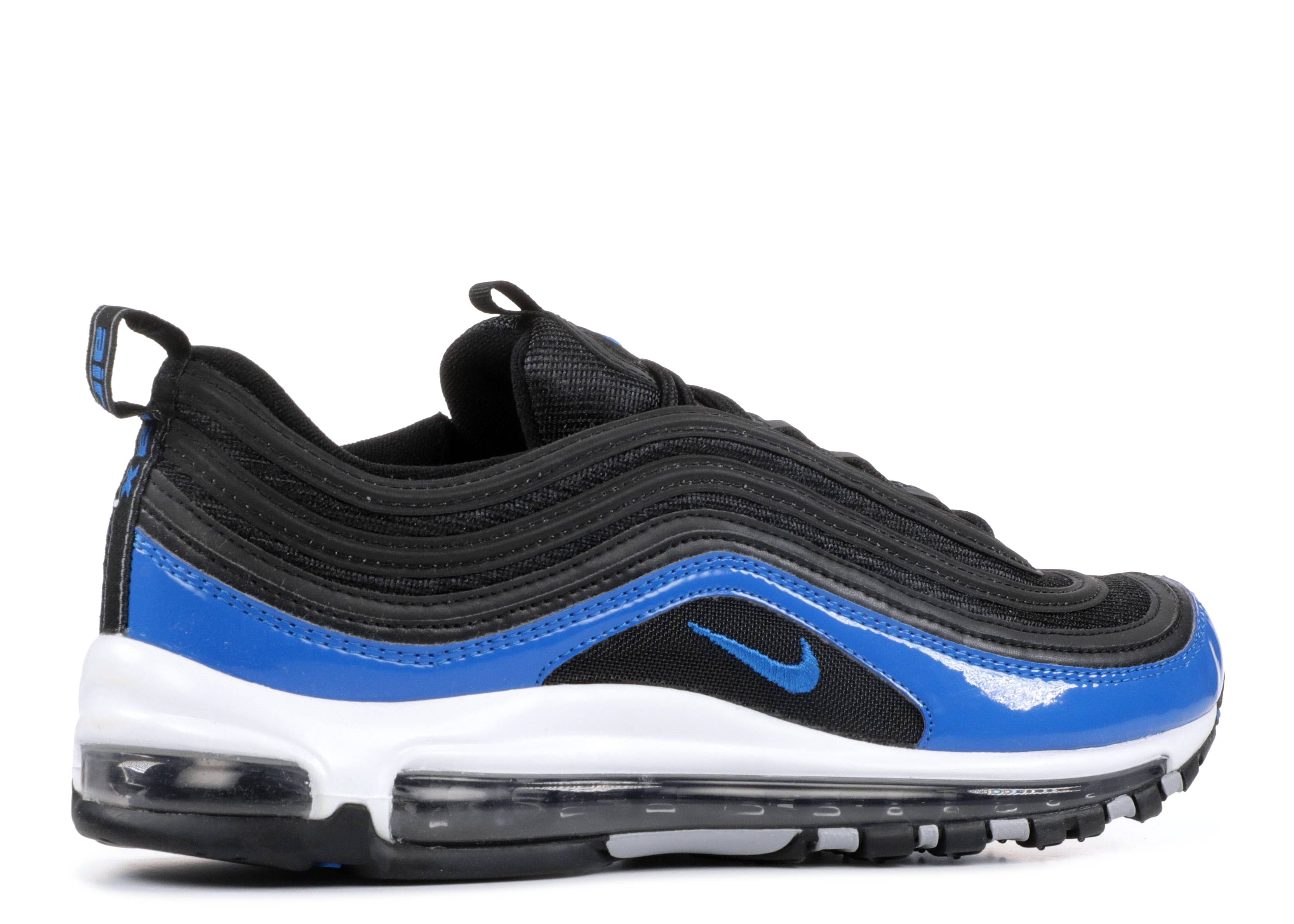 65ba56b8c1dc2e Nike Air Max 97 - Nike - 921826 011 - black blue nebula-wolf-grey-white