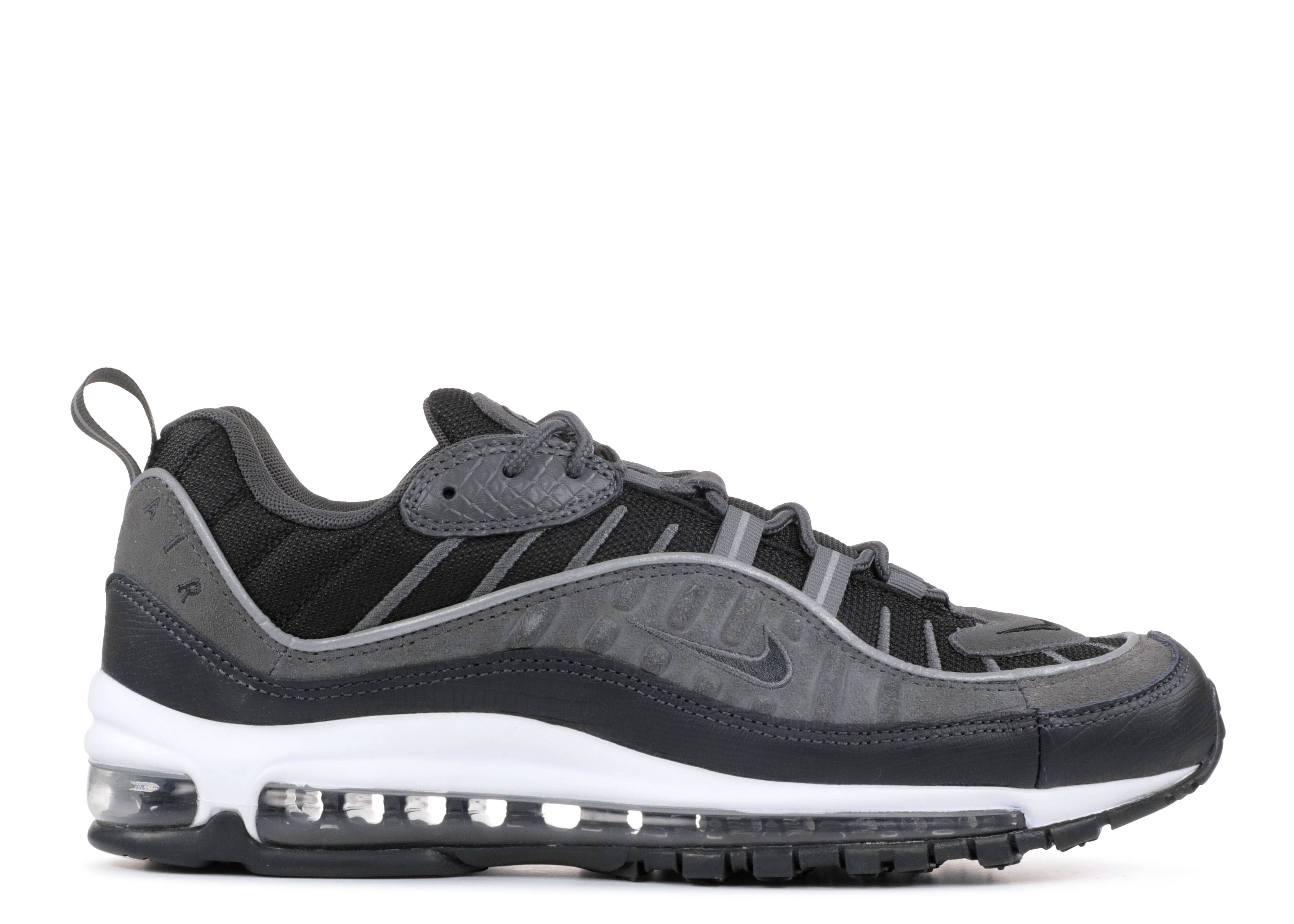 Air Max 98 Se - Nike - ao9380 001 - black anthracite-dark grey  eb25c2eeb258
