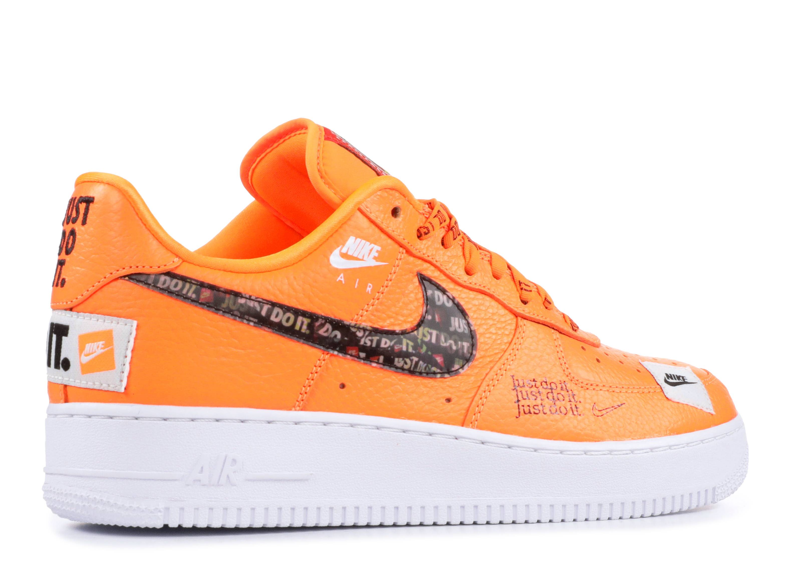 air force 1 arancioni