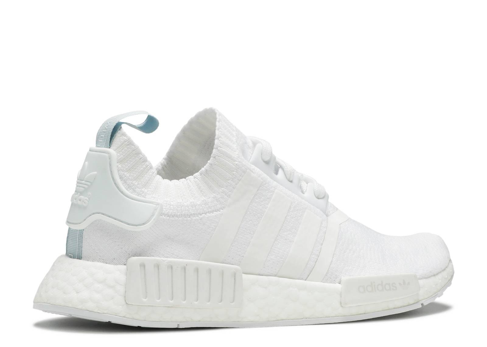 a34a0c885660f Nmd R1 Pk W - Adidas - cq2040 - running white running white blue tint