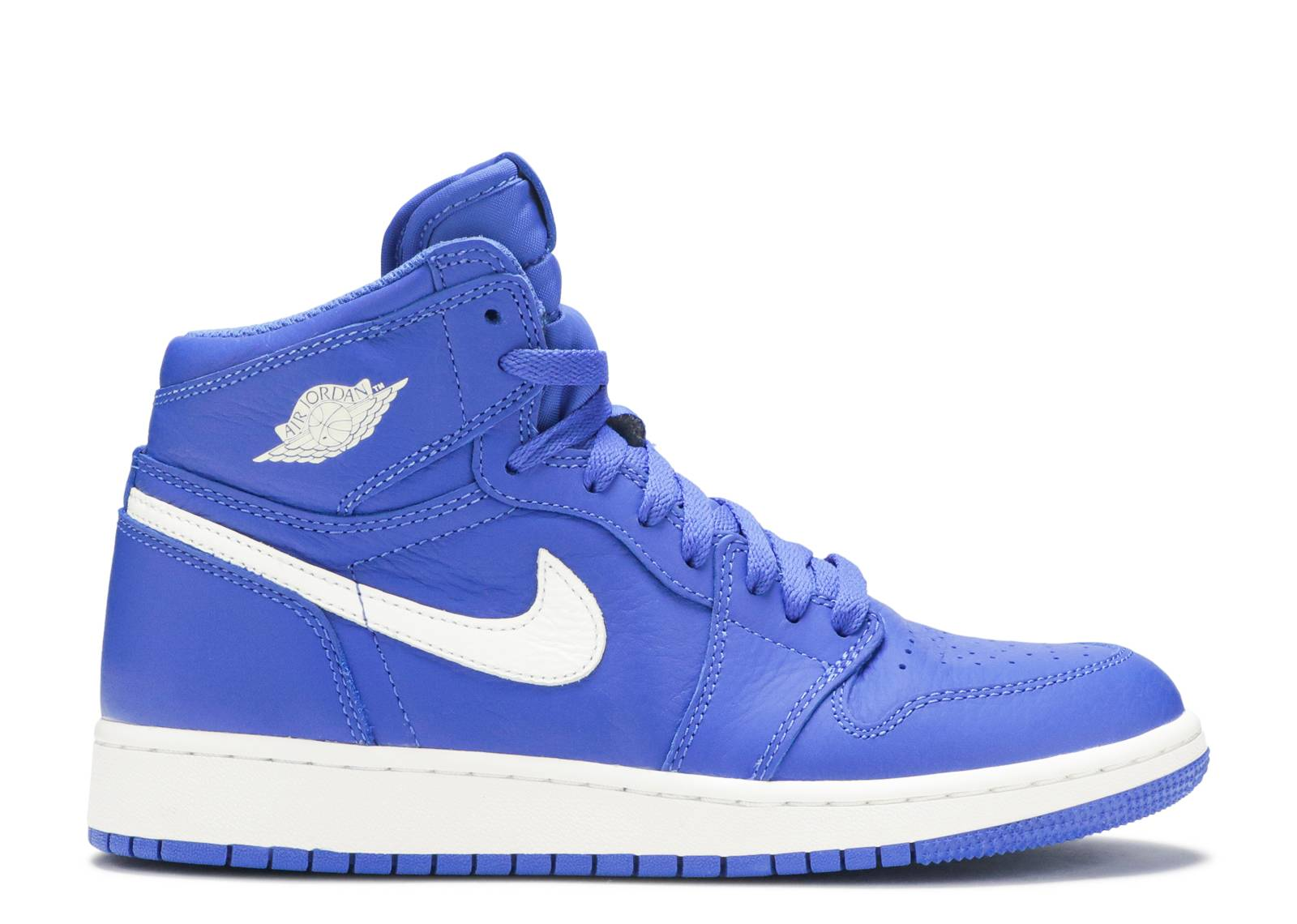 "air jordan 1 retro high og gs ""hyper royal"""