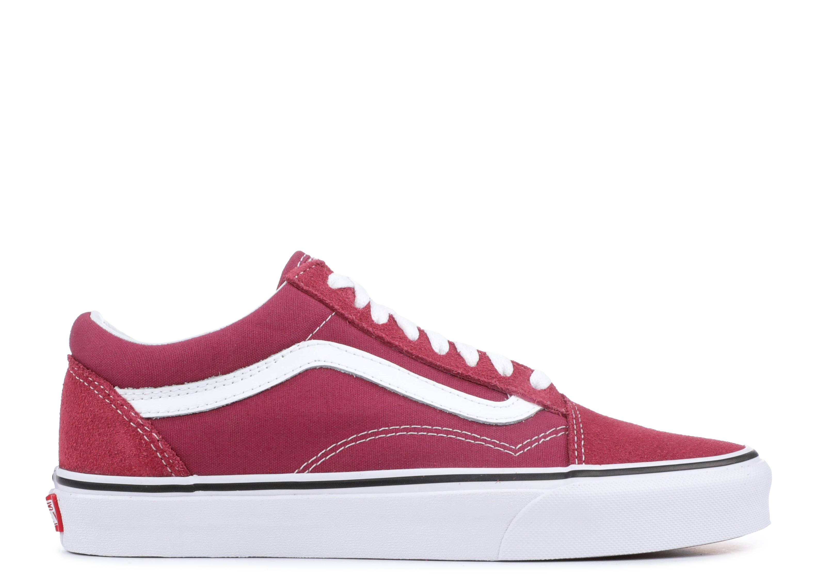 a3e243b716c Old Skool - Vans - VN0A38G1U64 - dry rose true white