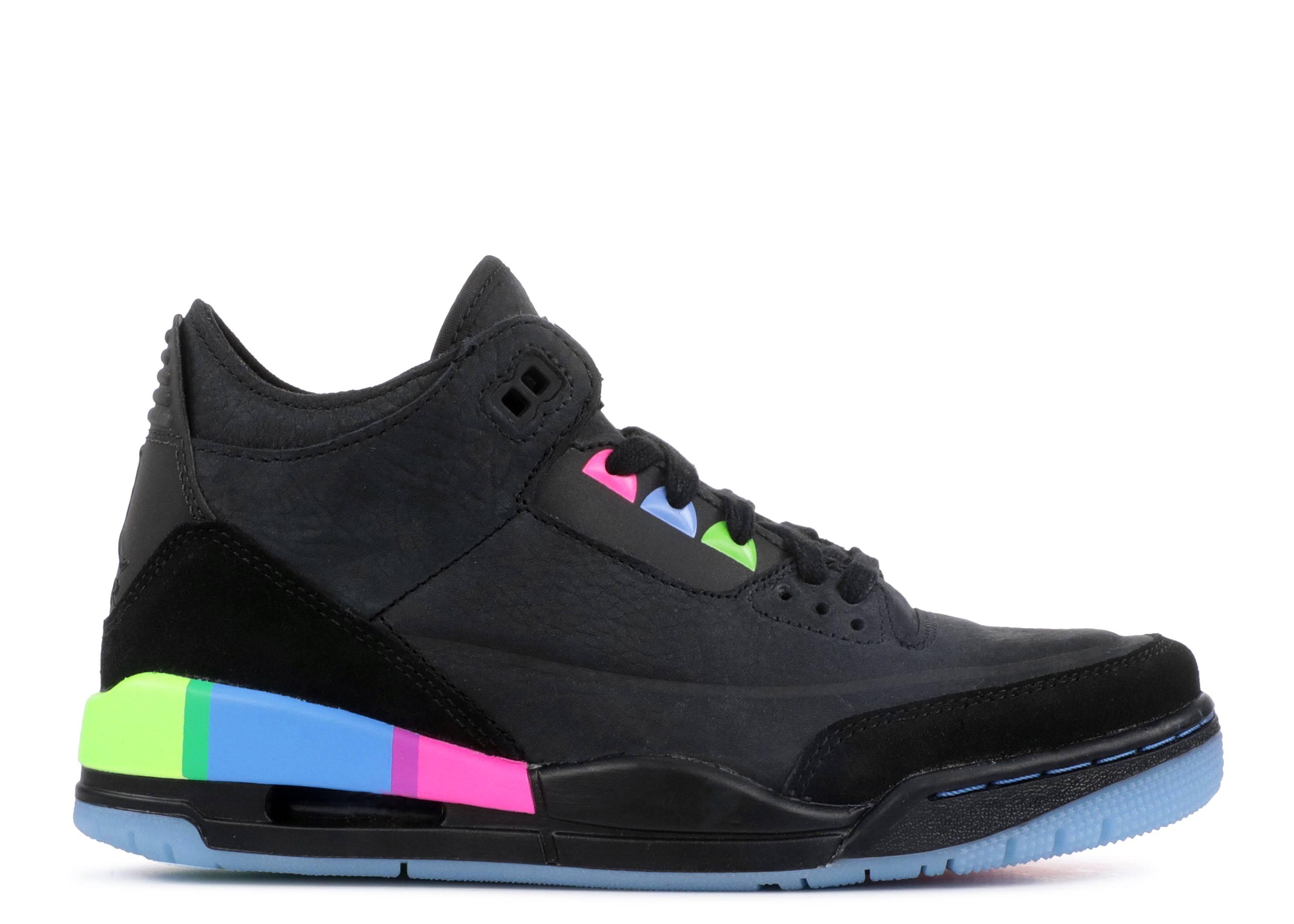 Air Jordan 3 Retro Se Q54 (gs)