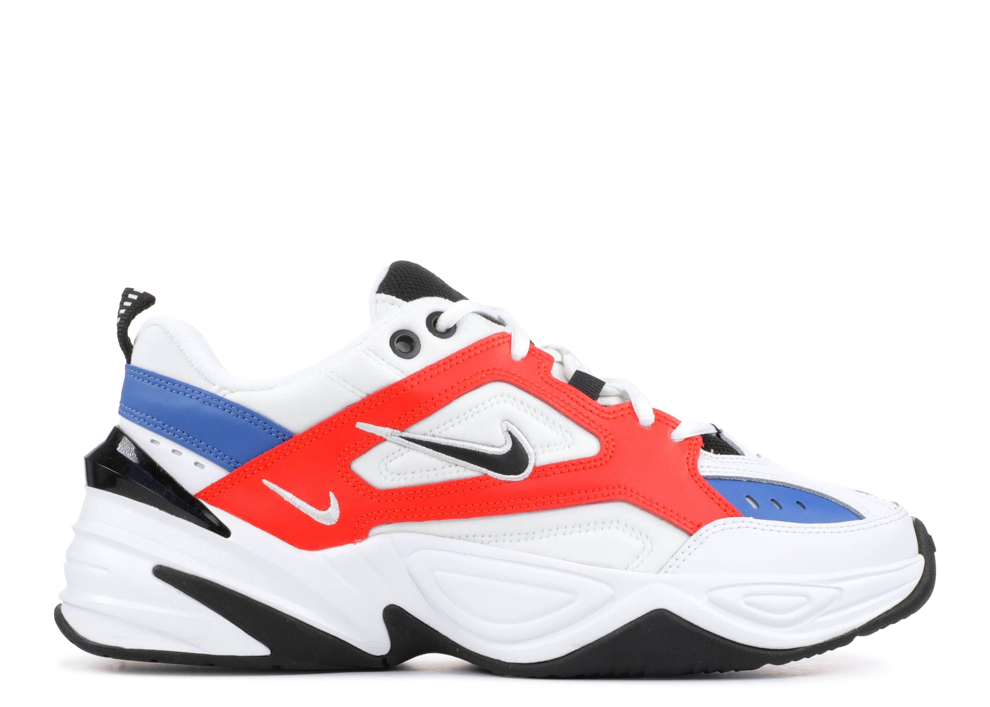 Misterio Organo Críticamente  W Nike M2k Tekno 'john Elliott' - Nike - AO3108 101 - summit  white/black-team orange | Flight Club