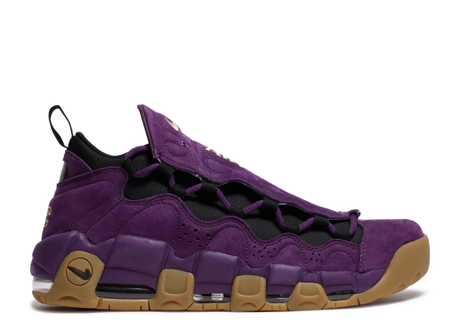 Air More Money - Nike - AR5401 500 - night purple metallic gold ... 594ab5f4a