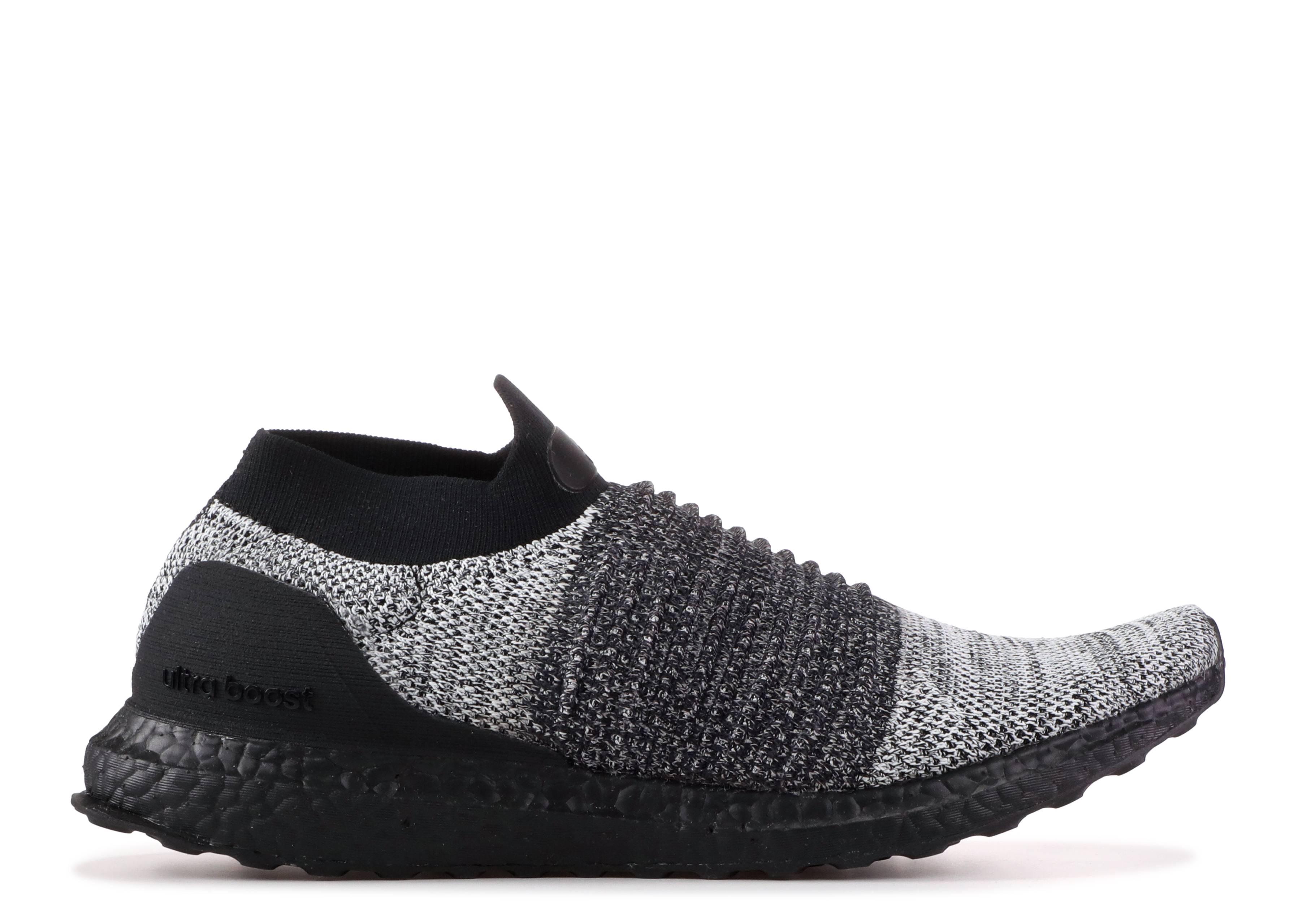 best sneakers e4190 8c0c5 UltraBOOST Laceless - Adidas - BB6173 - black/black | Flight ...