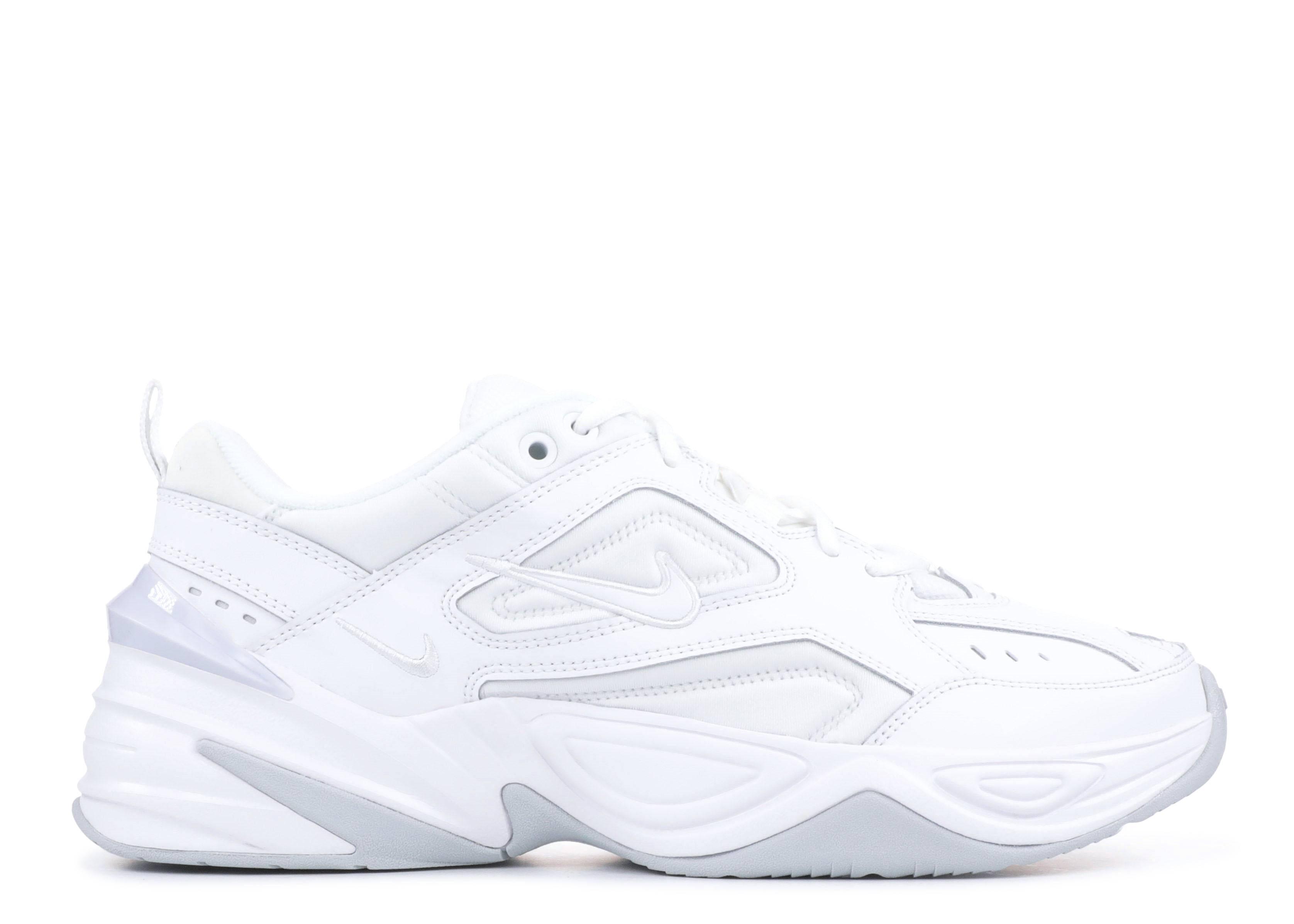 5b7da0a43891 W Nike M2K Tekno - Nike - AO3108 100 - white white-pure platinum ...