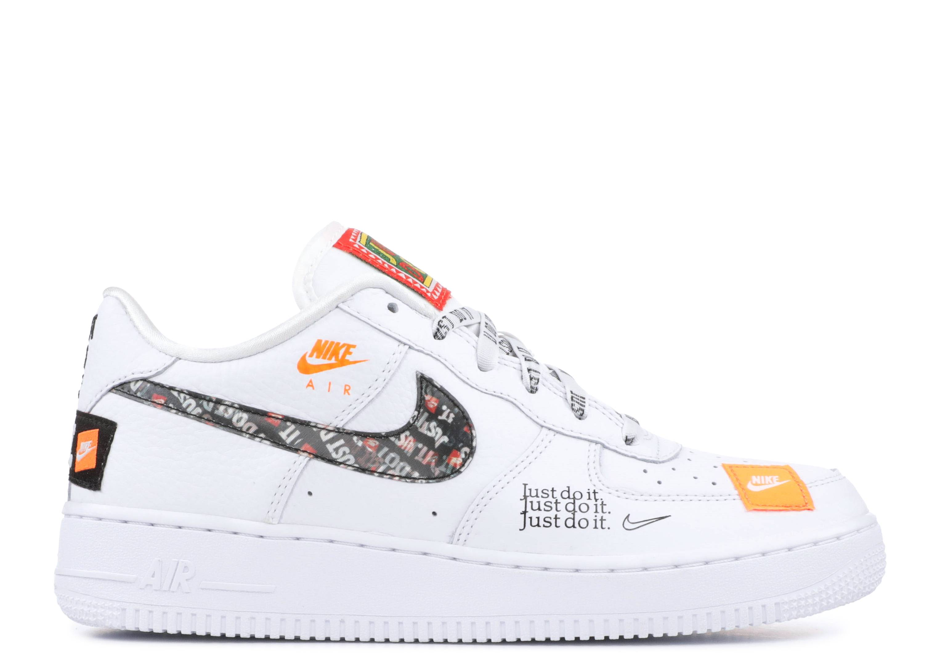 "air force 1 jdi prm (gs) ""just do it"""