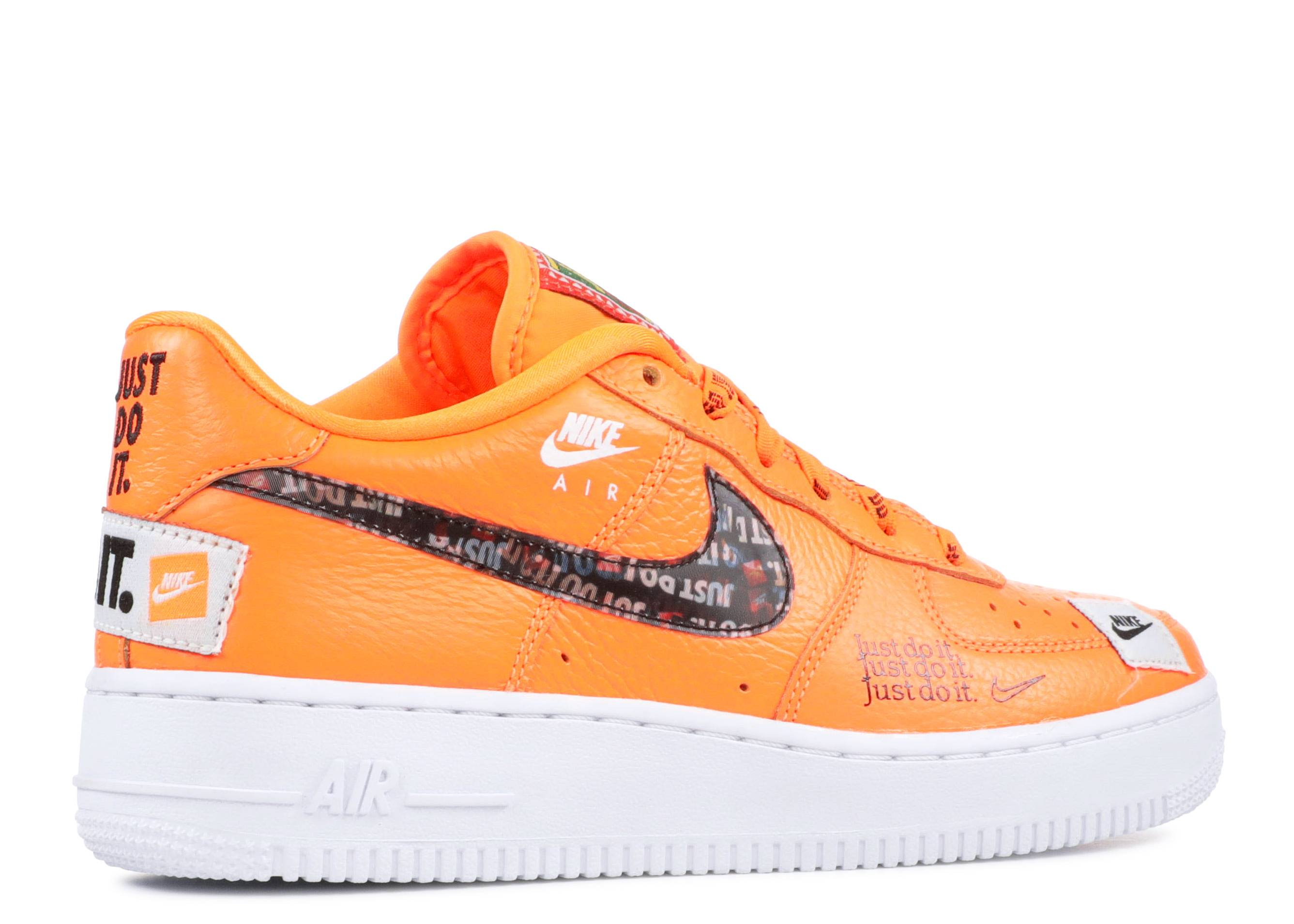 Air Force 1 JDI PRM (GS) Just Do It Nike AO3977 800