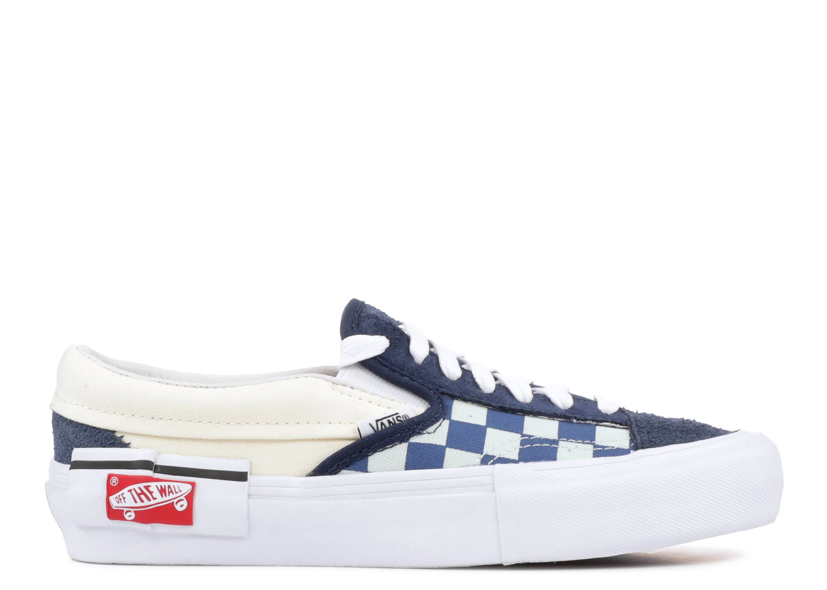 "Slip-On Cap LX Dr ""Dress Blues"""