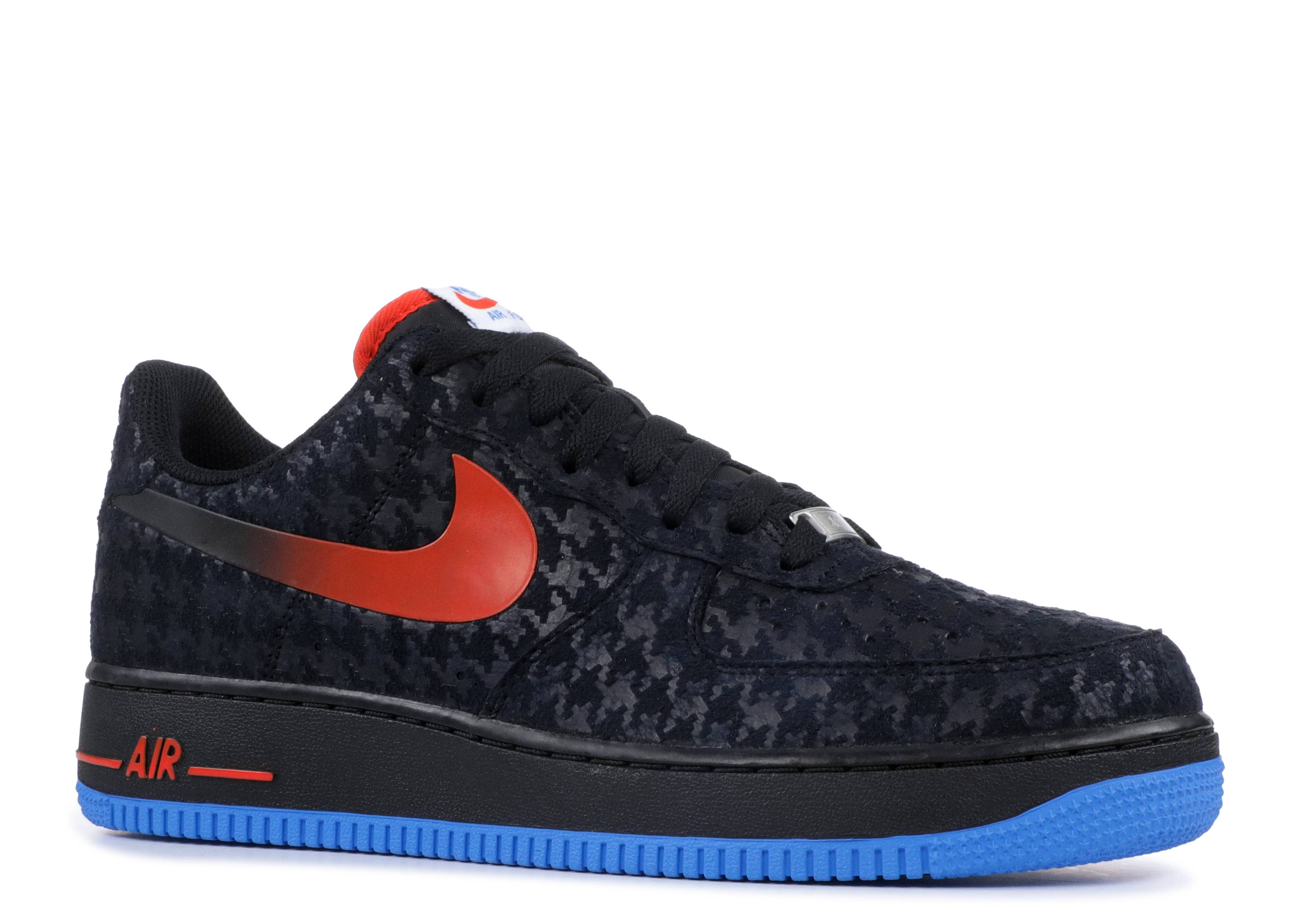 """Nike Air Force 1 Low """"Houndstooth"""" Release Information"""