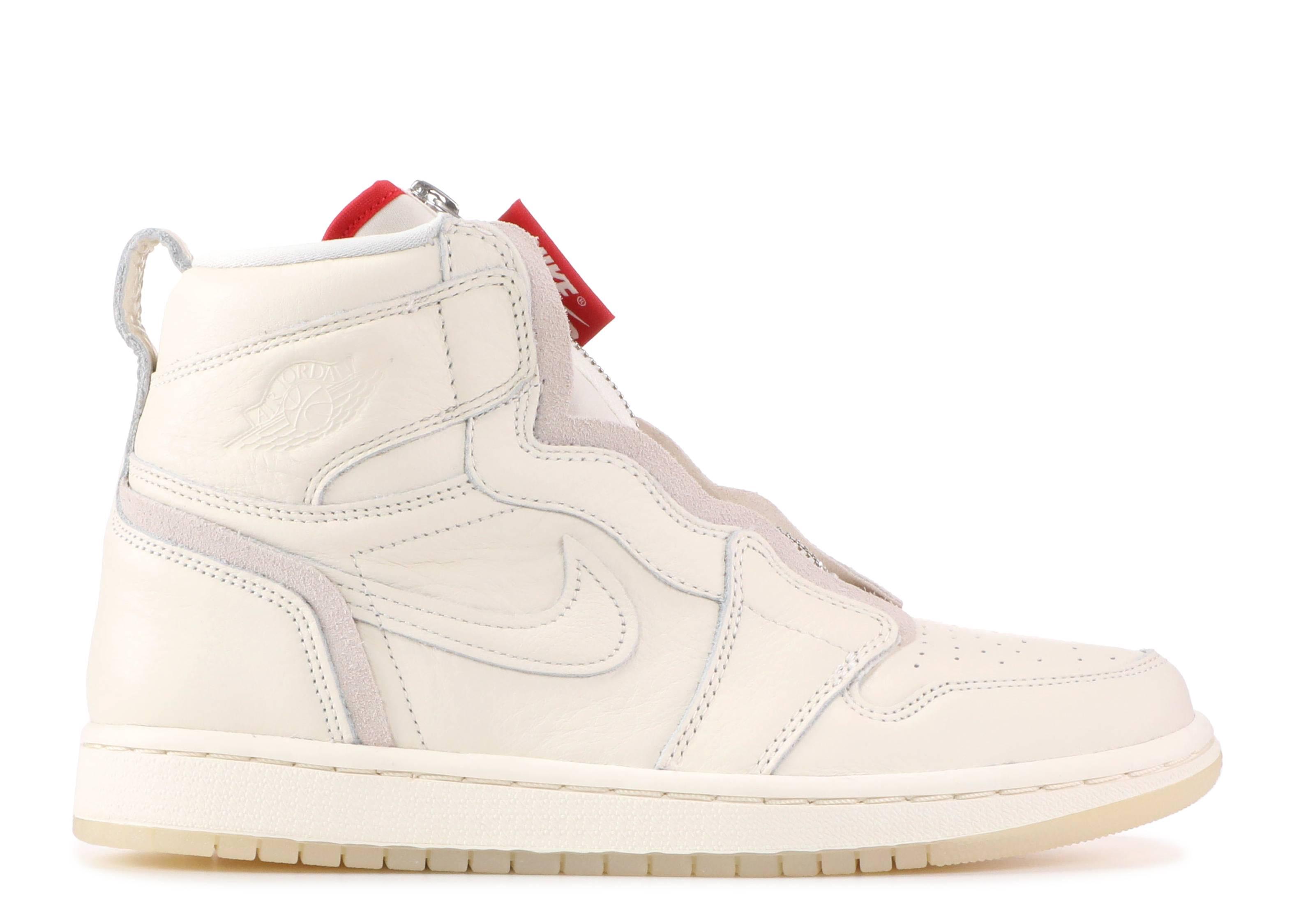 2c7cb37610b Wair Jordan 1 High Zip Awok