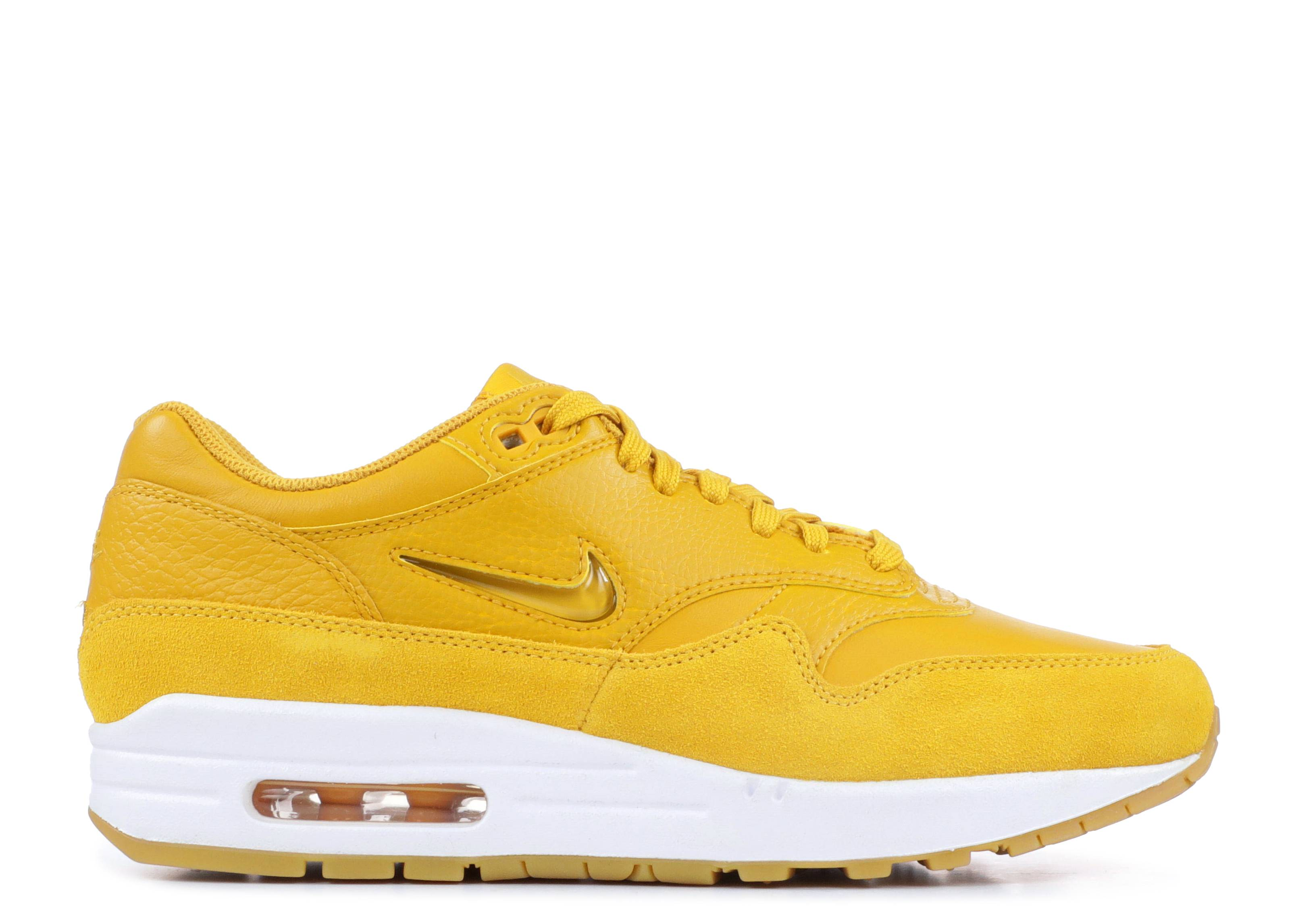 "W NIKE AIR MAX 1 PREMIUM SC ""Mineral Yellow"""