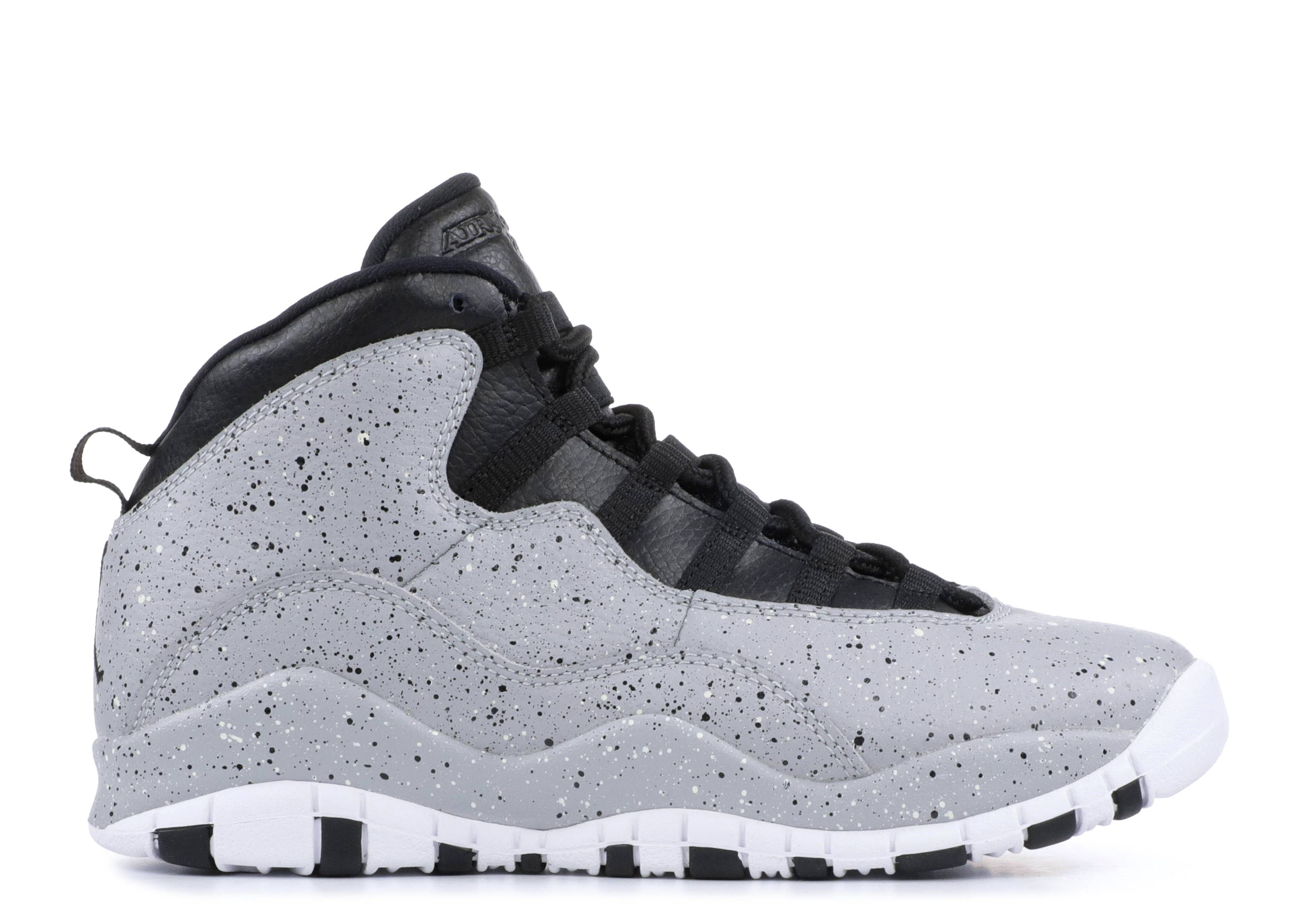 "air jordan 10 retro (gs) ""cement"""