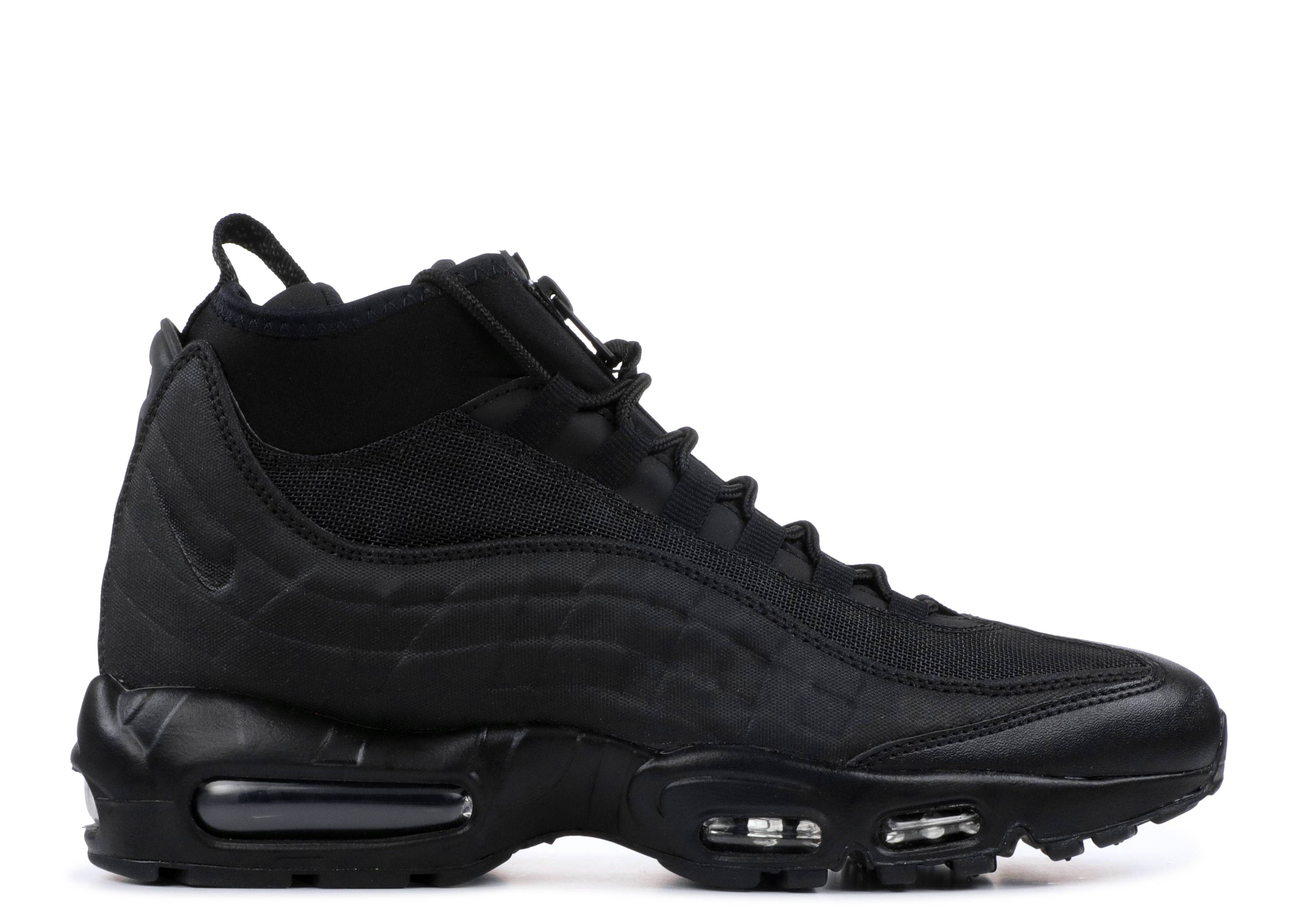 520bf14aad6b Nike Air Max 95 Sneakerboot - Nike - 806809 002 - black black ...