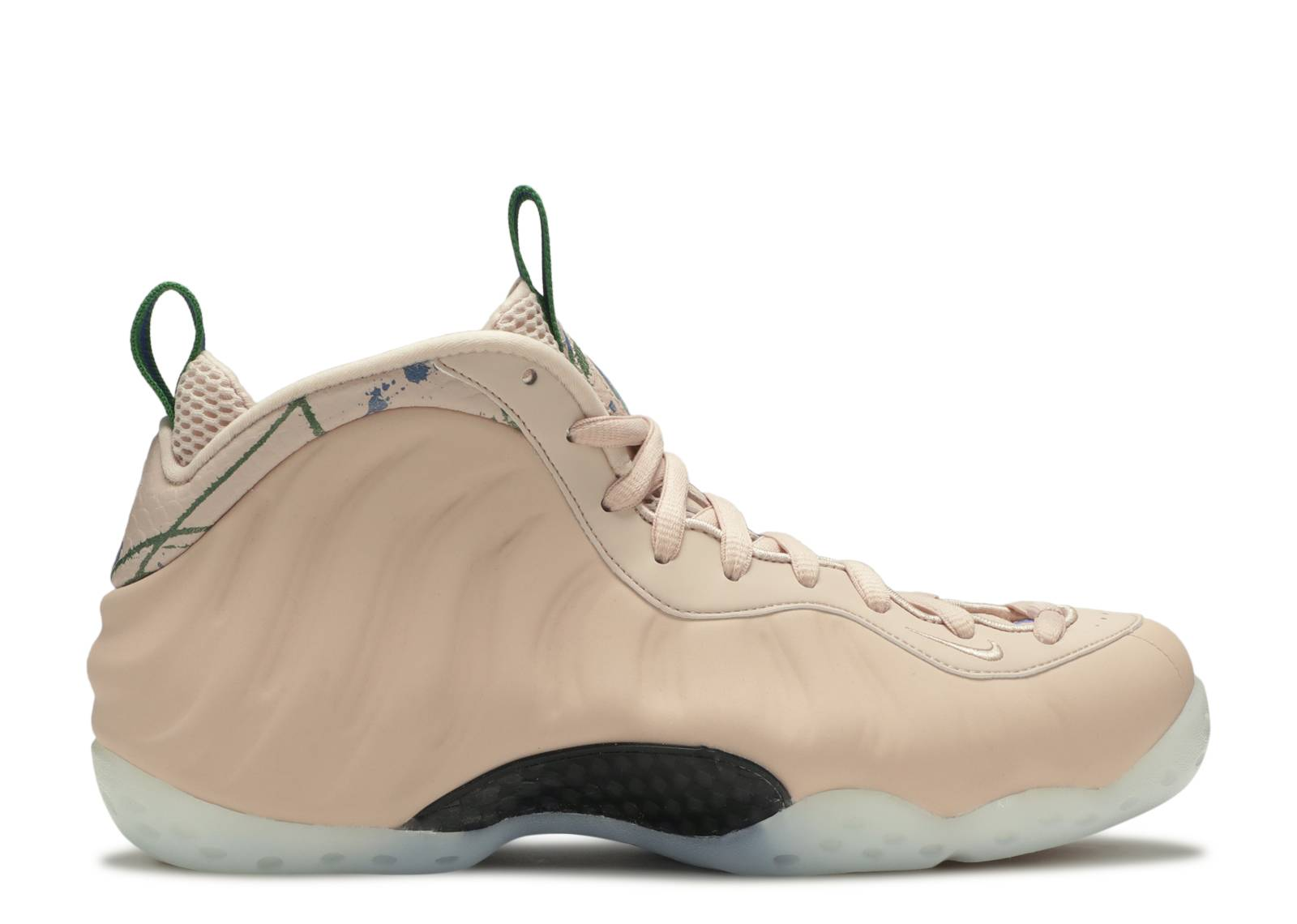 "w air foamposite one ""particle beige"""