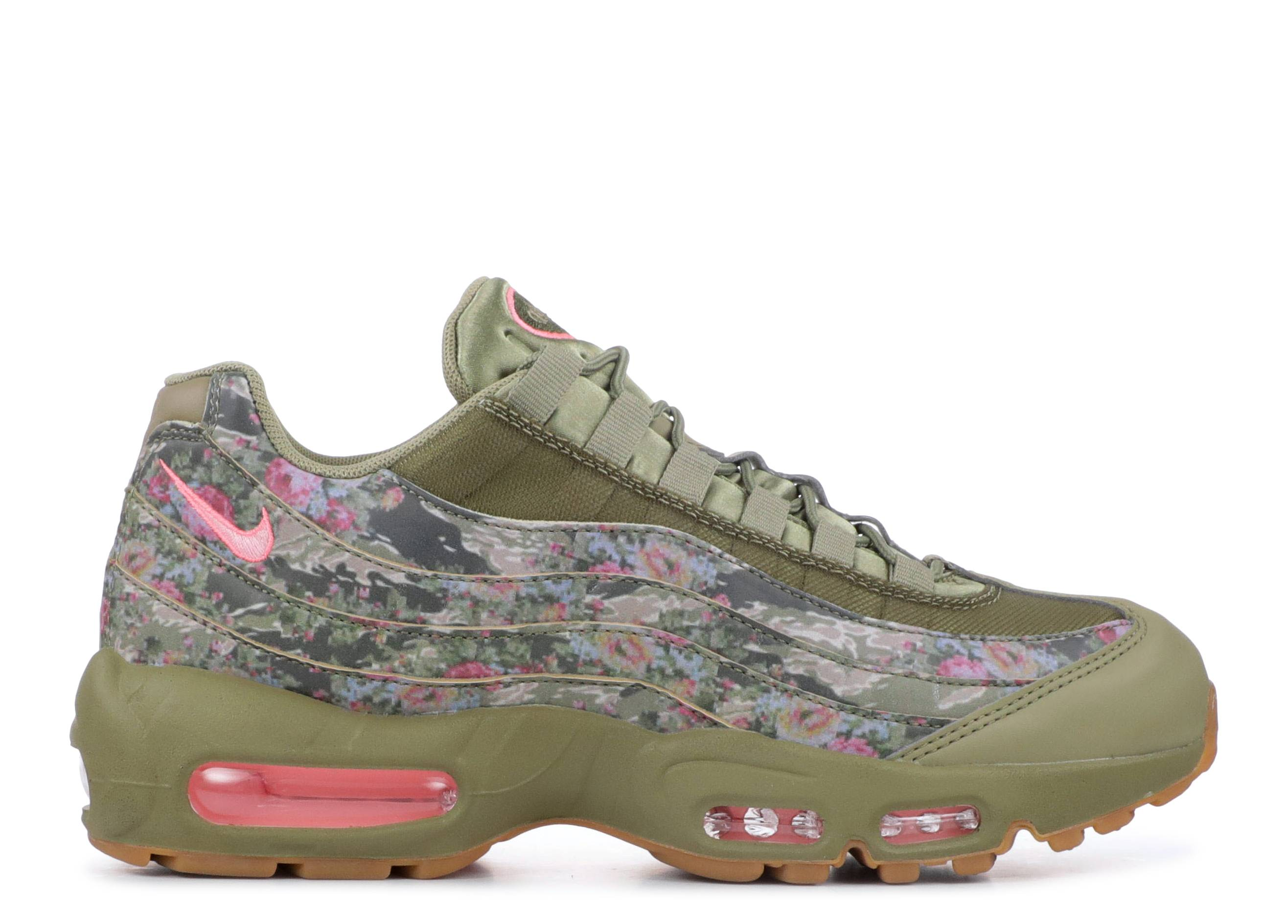 7ea5f23010003a W Air Max 95 - Nike - AQ6385 200 - neutral olive arctic punch-gum ...